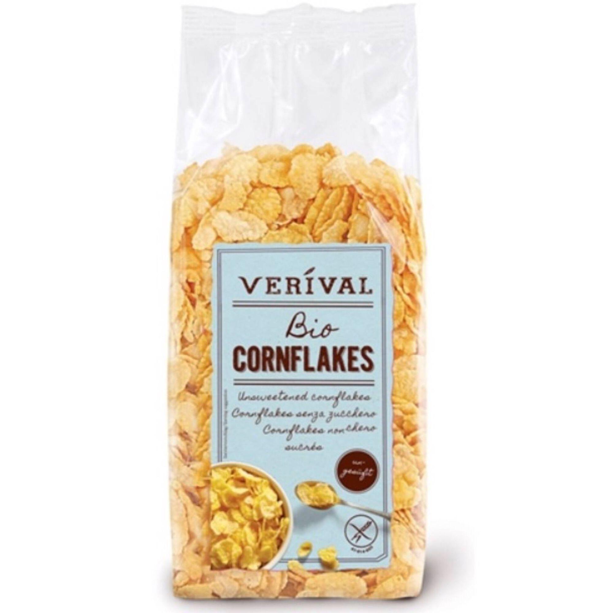 Cereais Cornflakes sem Glúten Biológicos