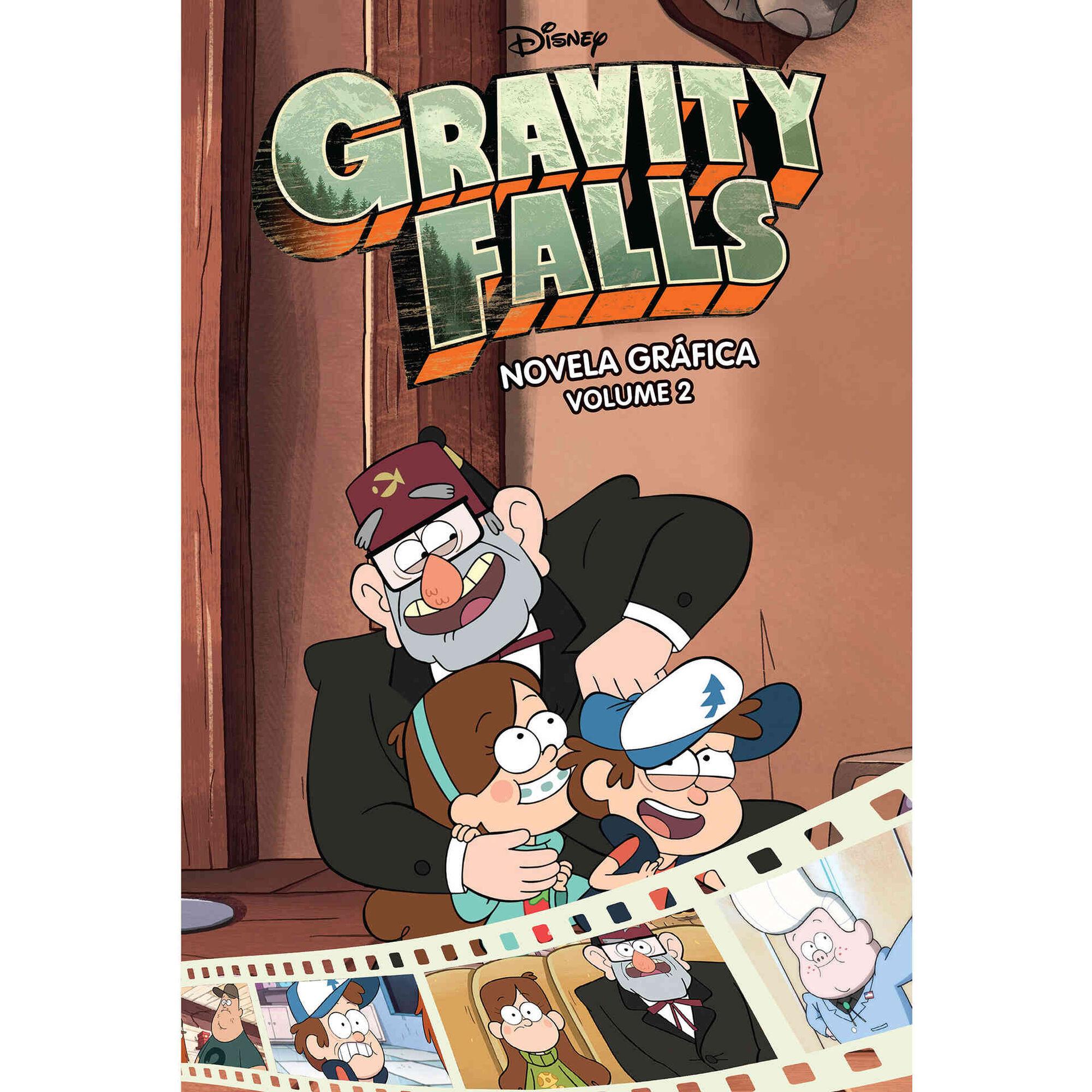 Gravity Falls - Novela Gráfica (volume 2)