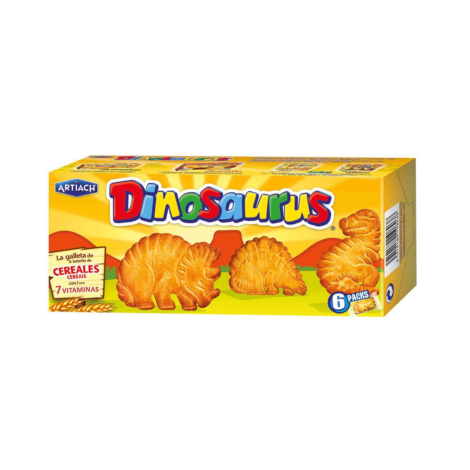 Bolachas Dinossauros