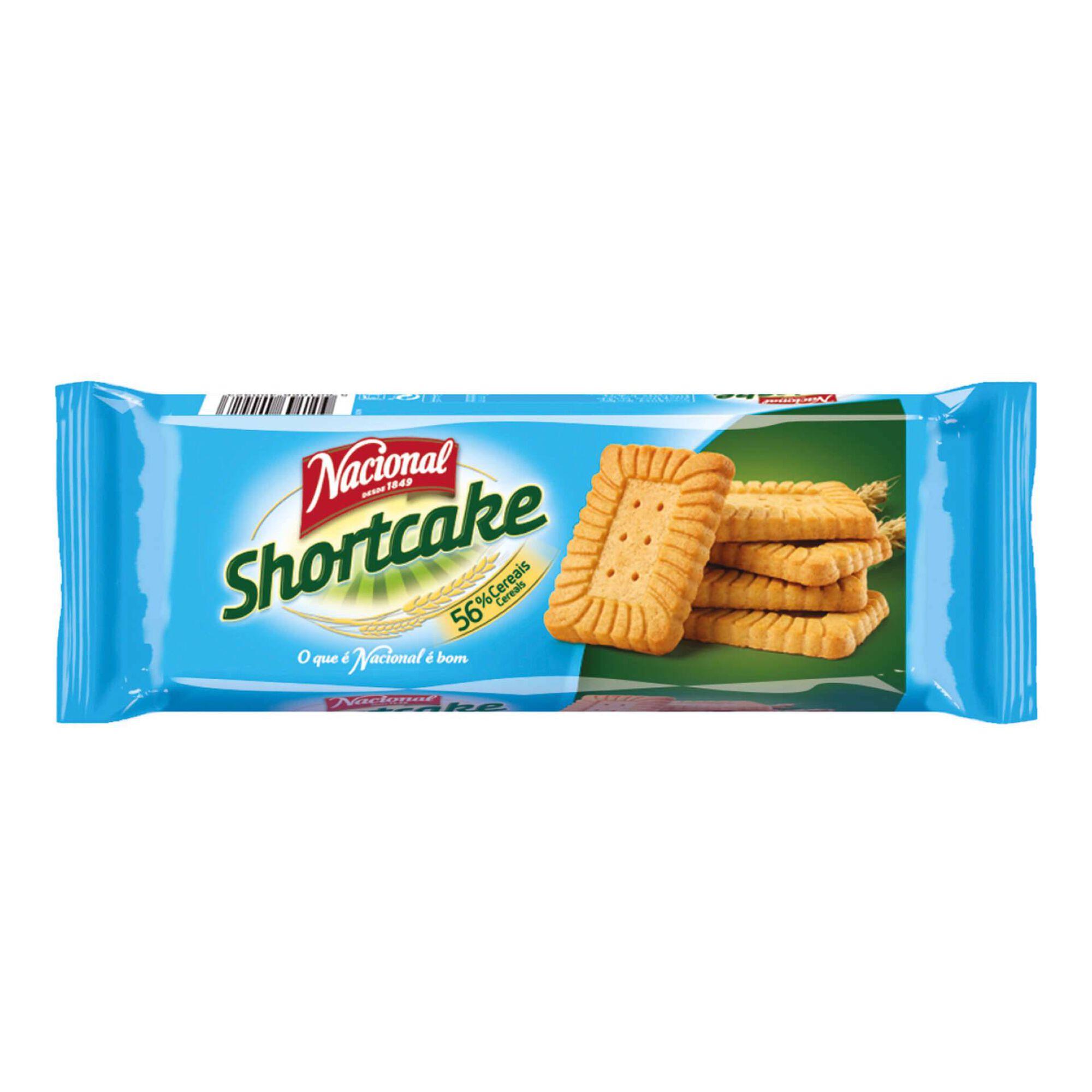 Bolachas Shortcake