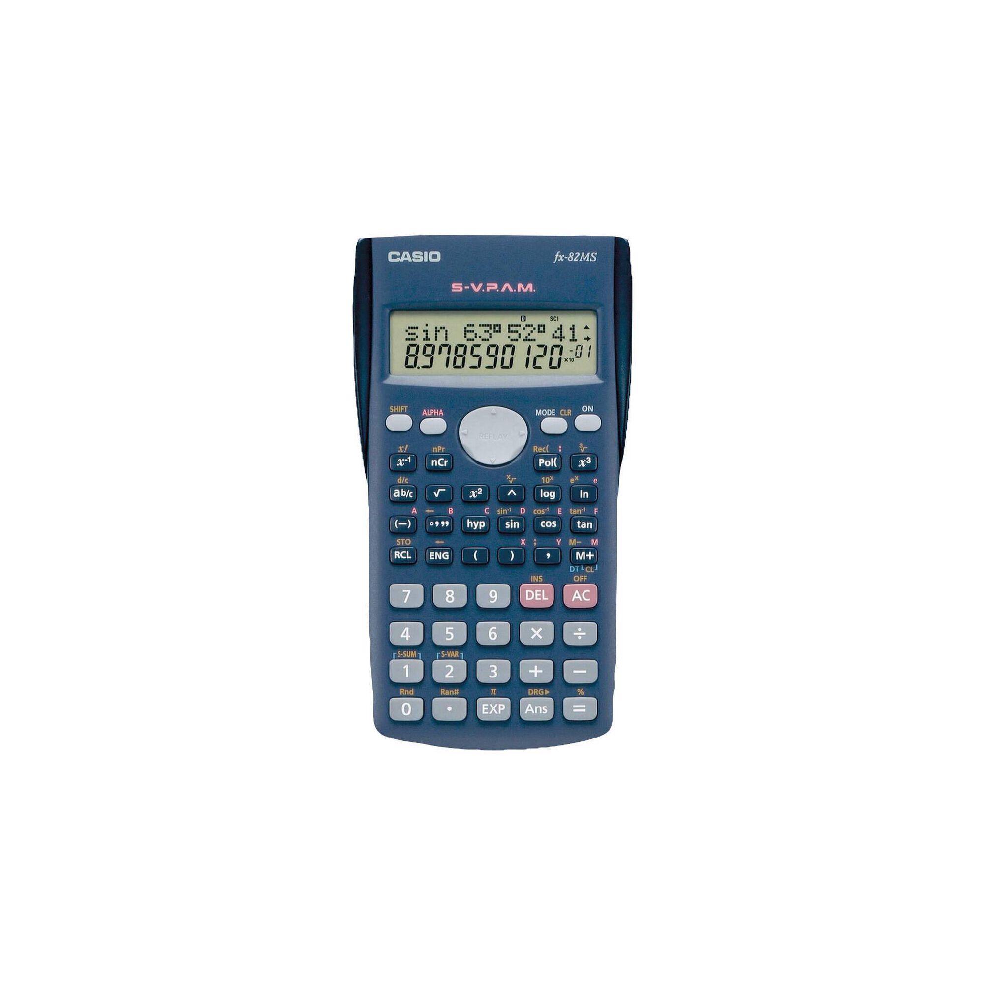 Calculadora Científica FX 82MS
