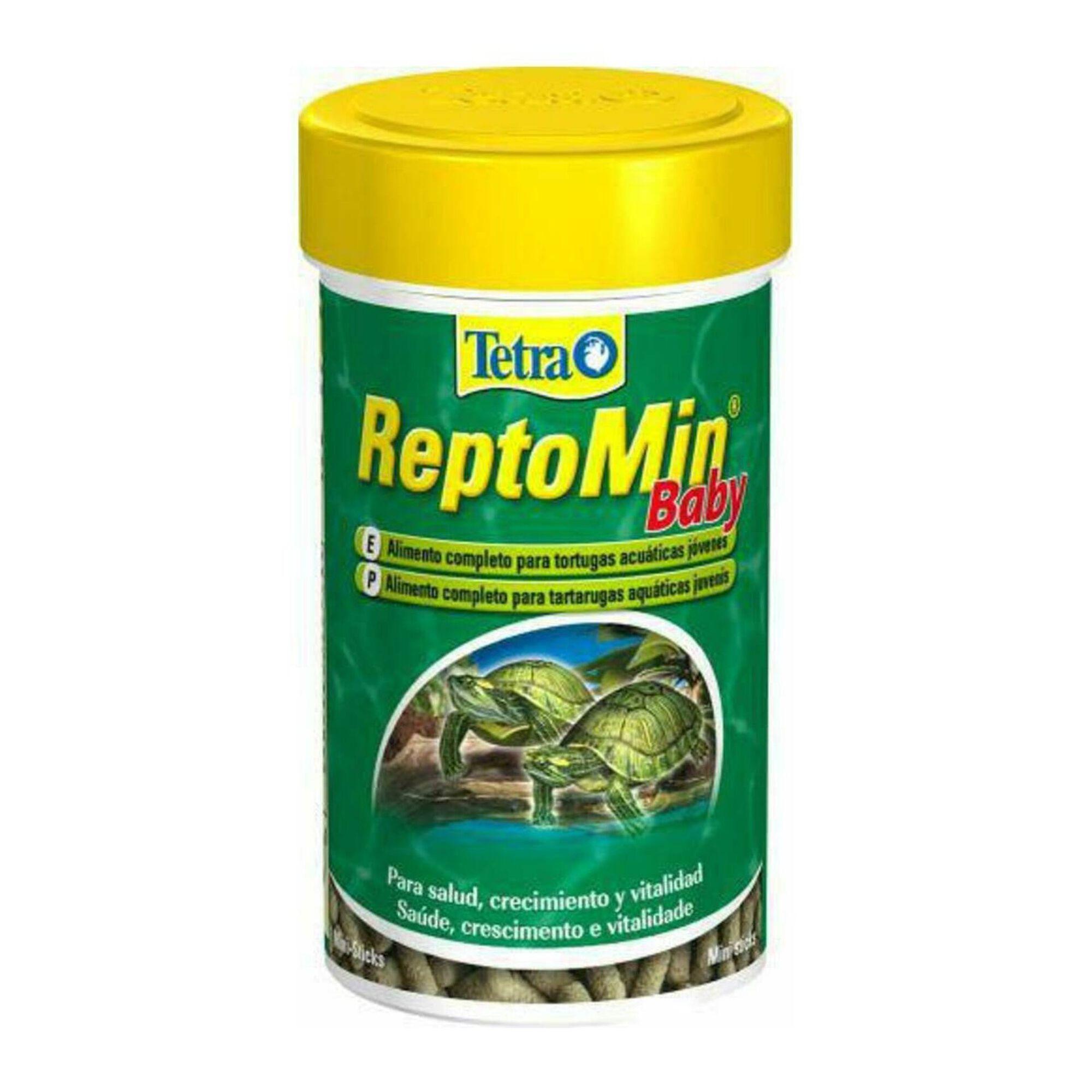 Comida para Tartaruga Reptomin Baby