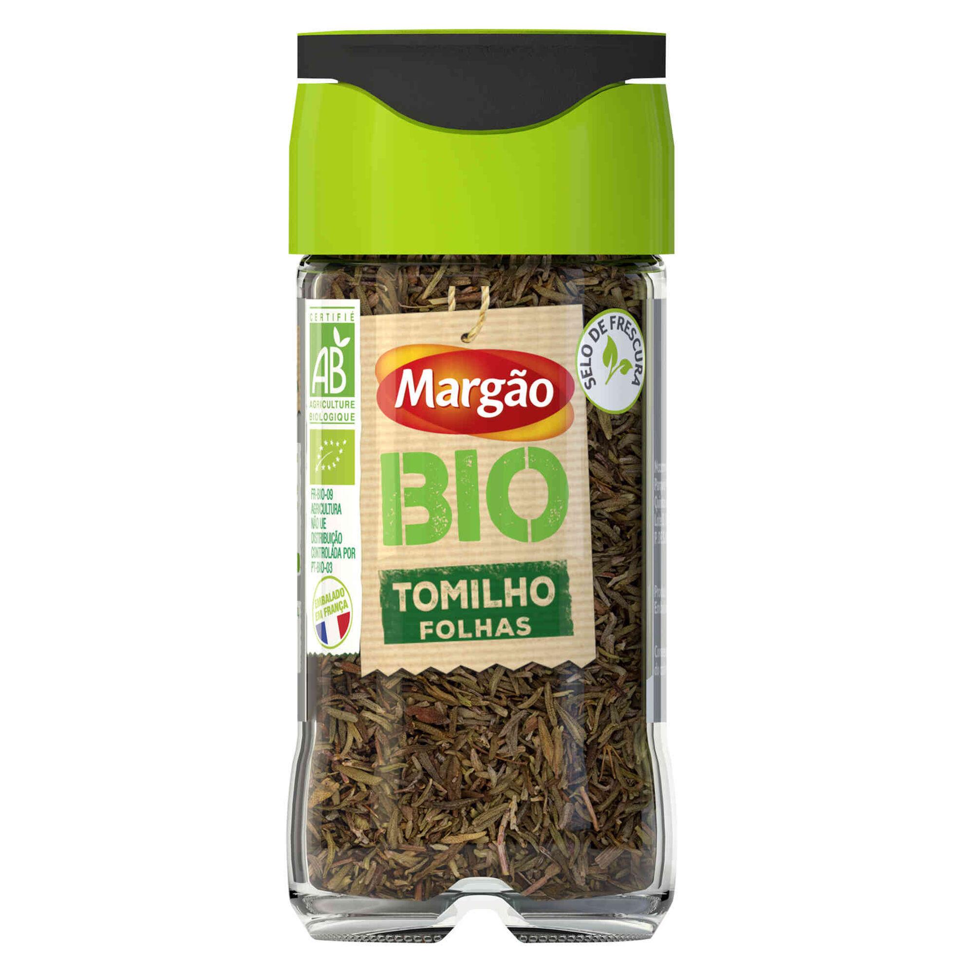 Tomilho Folhas Biológico