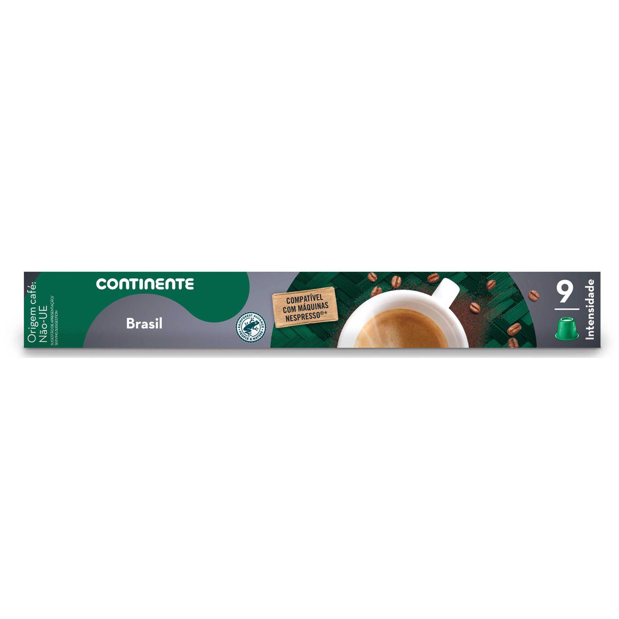 Cápsulas de Café Brasil Compatível com Nespresso Int 9, , hi-res