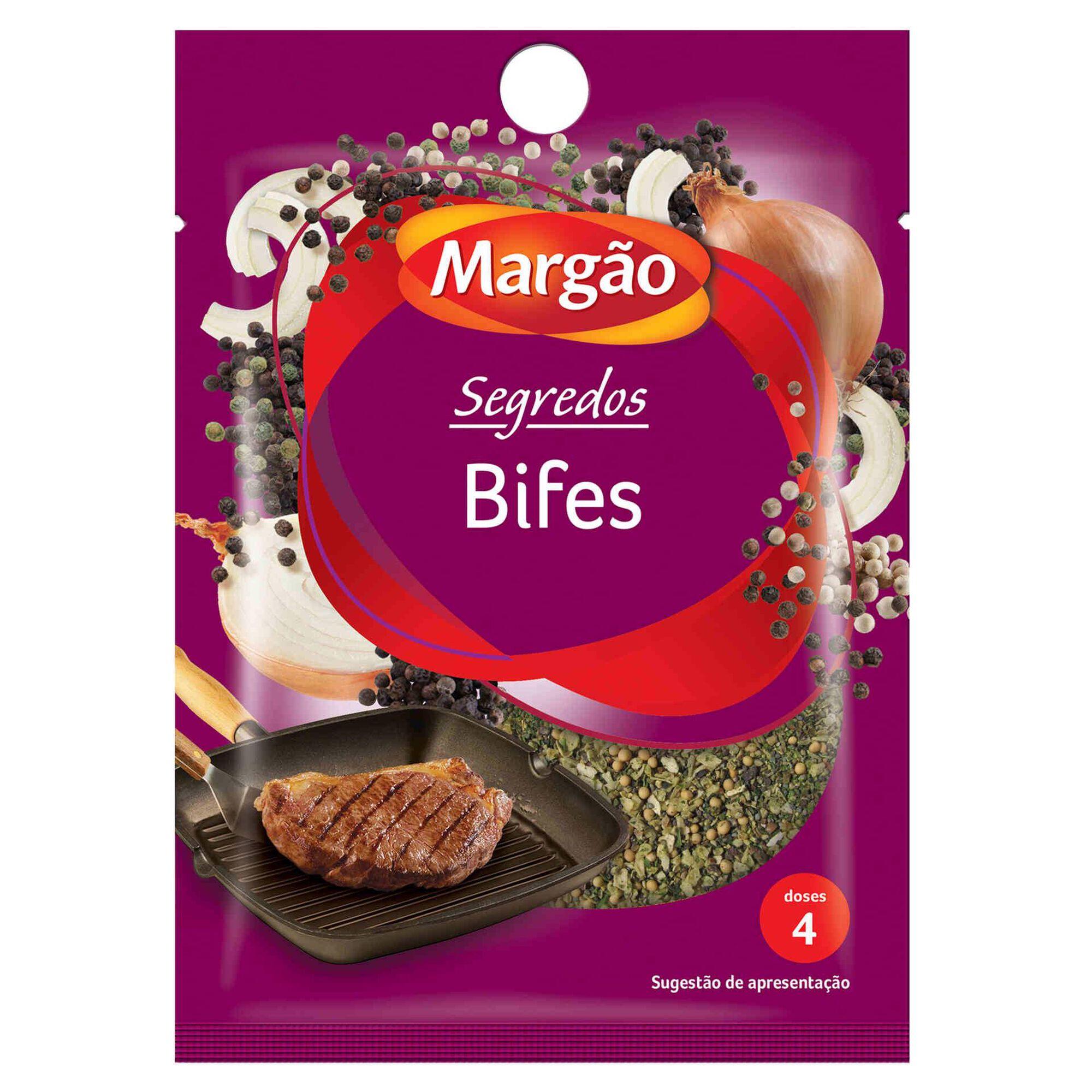 Especiarias para Bifes em Saqueta