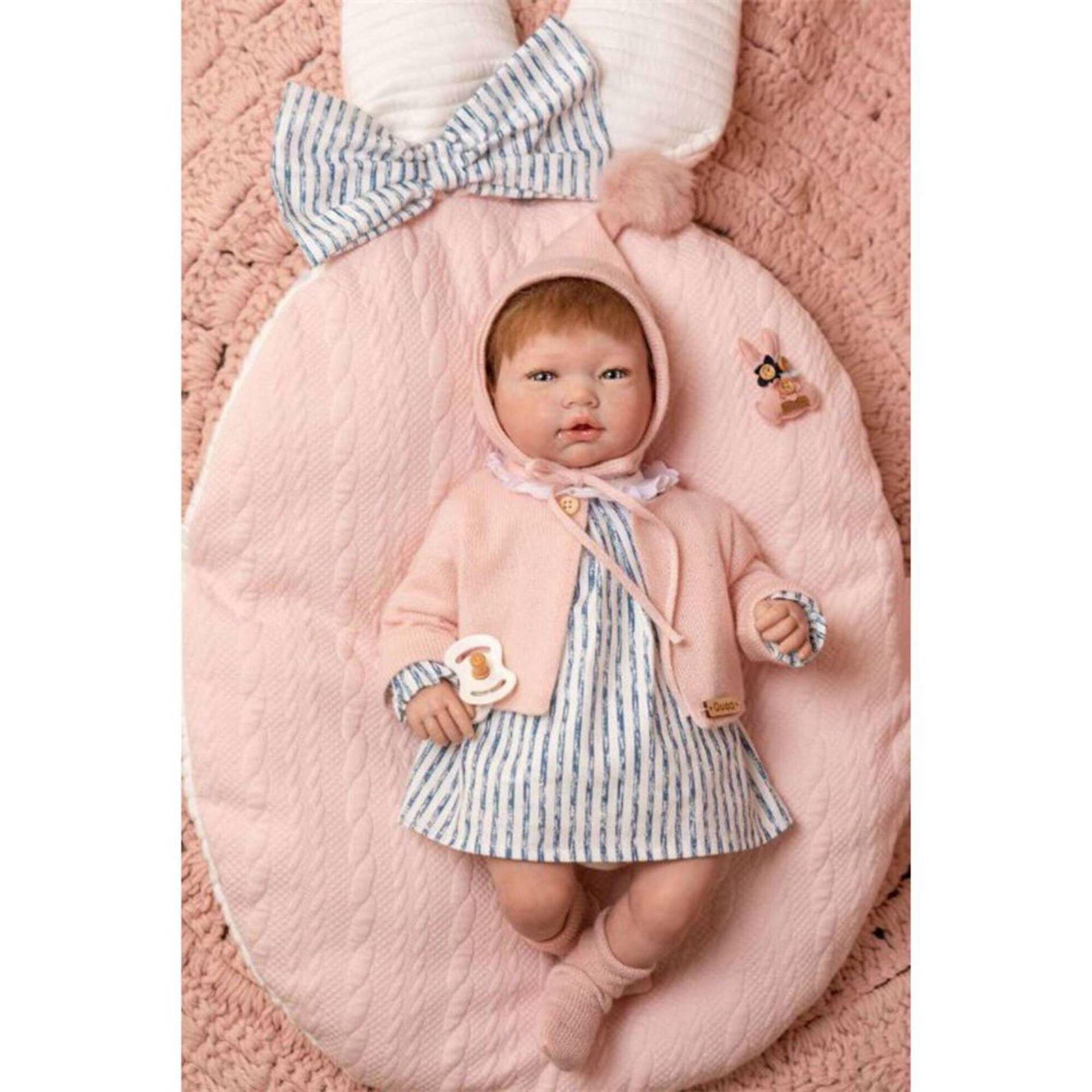 Bebé Reborn Isabela