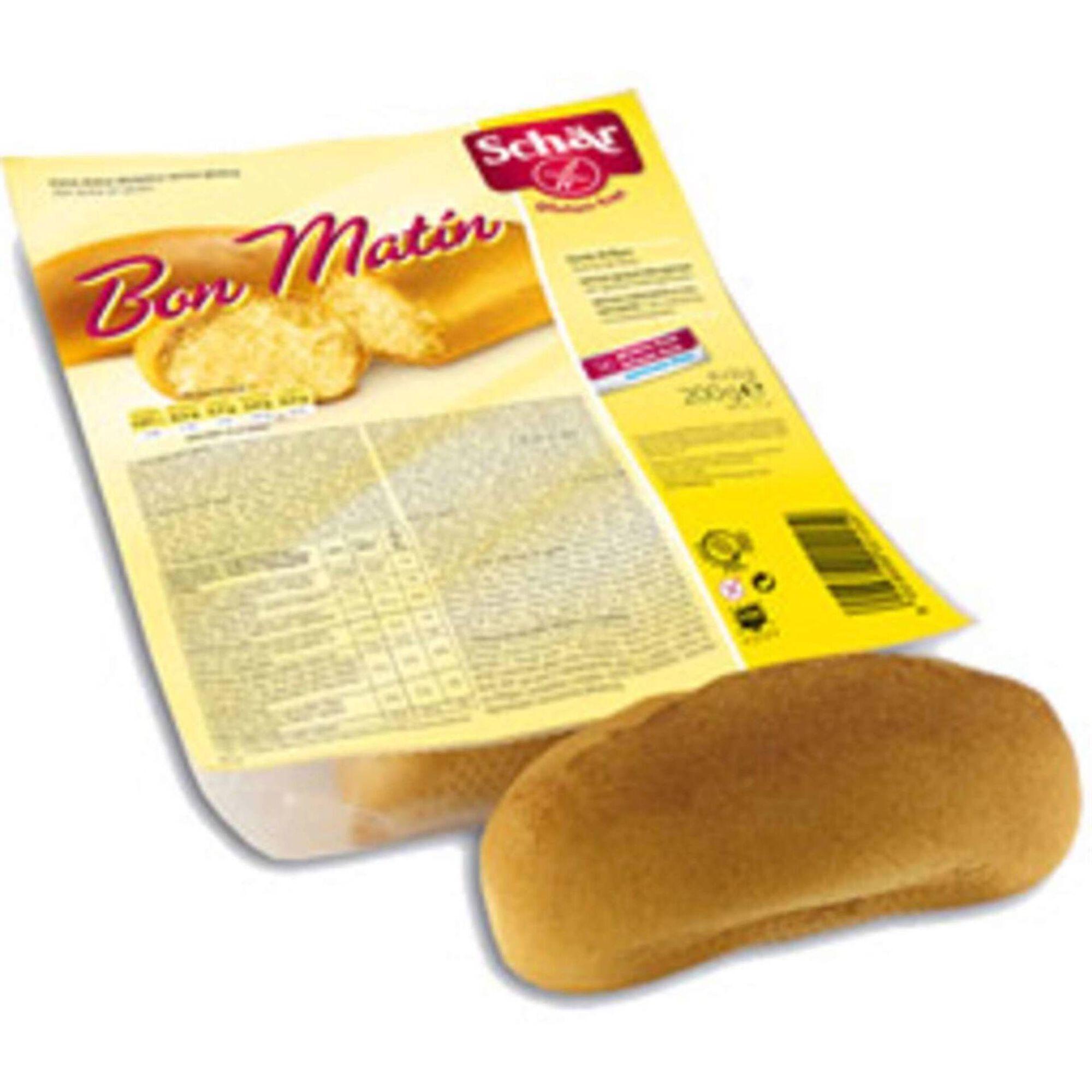 Pão Doce Bon Matín sem Glúten
