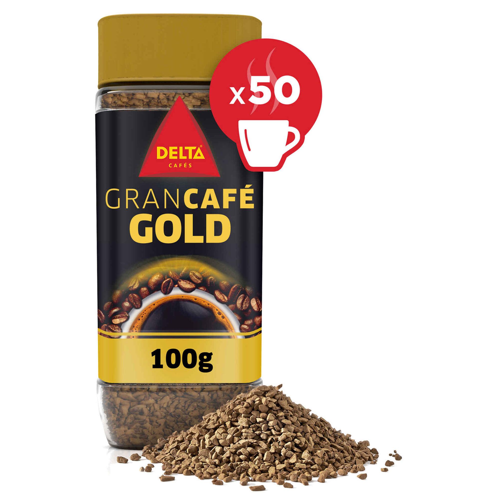 Café Solúvel Grancafé Gold