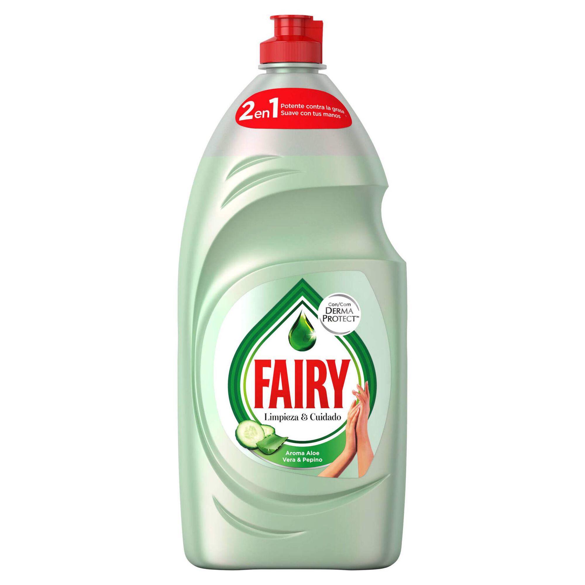Detergente Manual Loiça Aloé Vera
