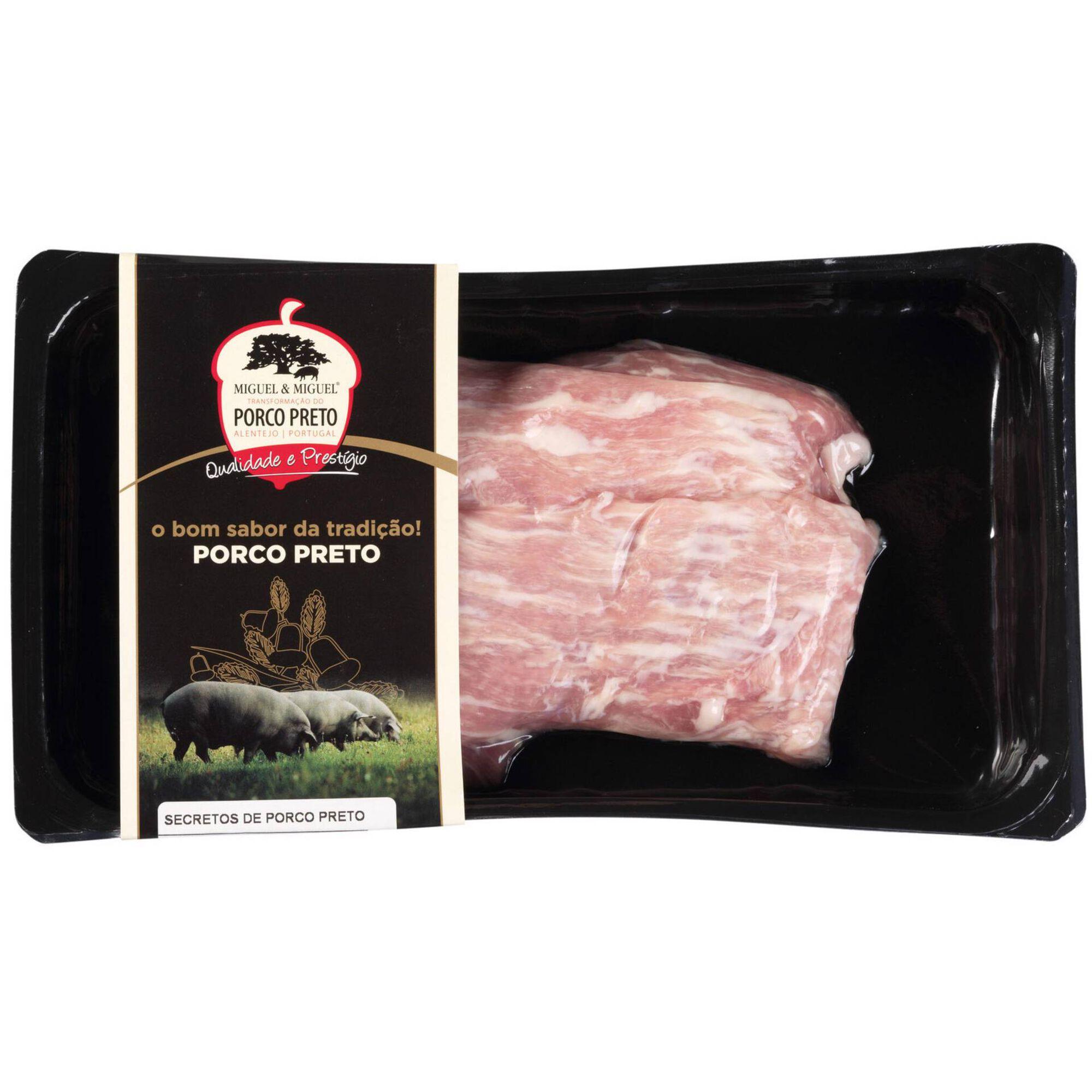 Secretos de Porco Preto