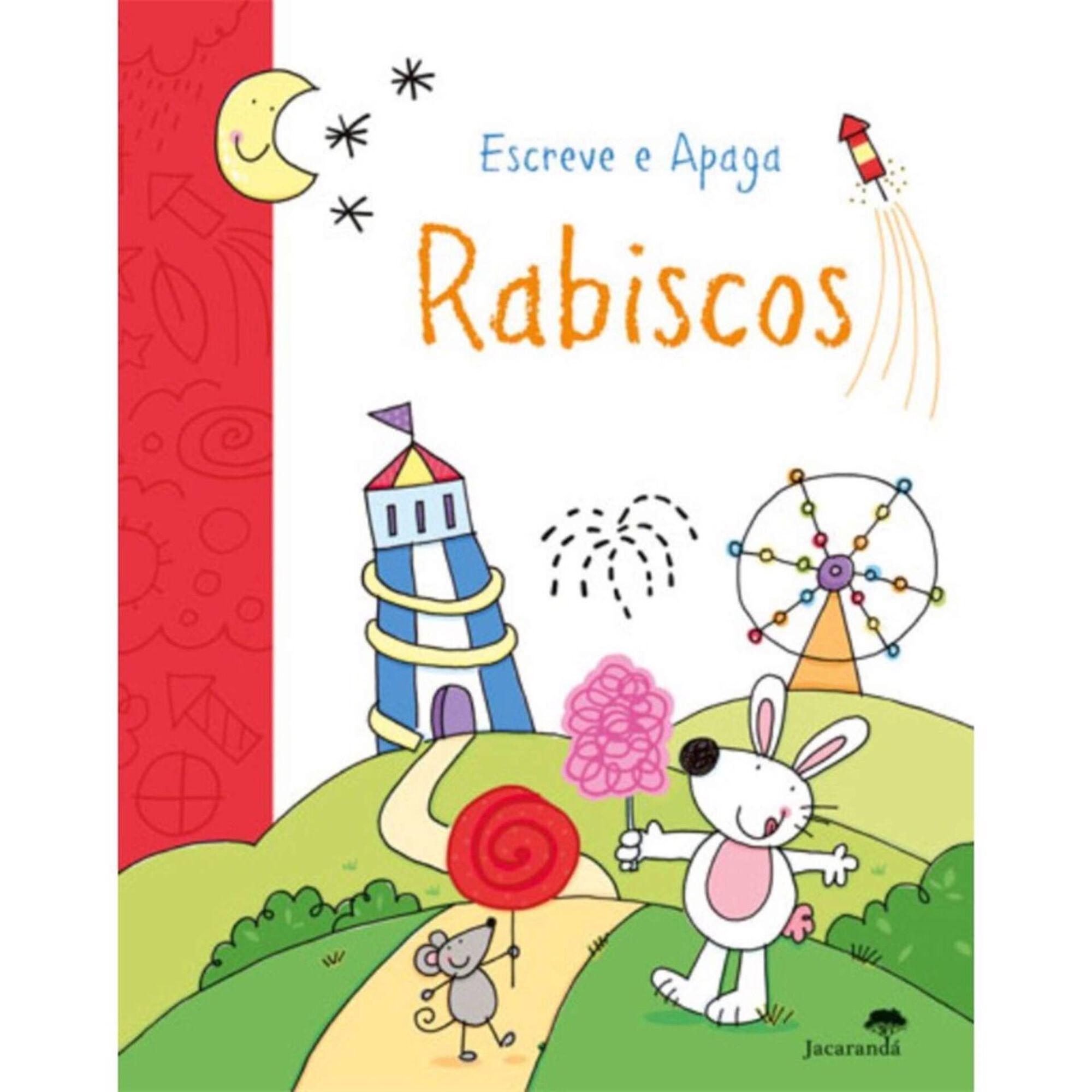 Escreve e Apaga - Rabiscos