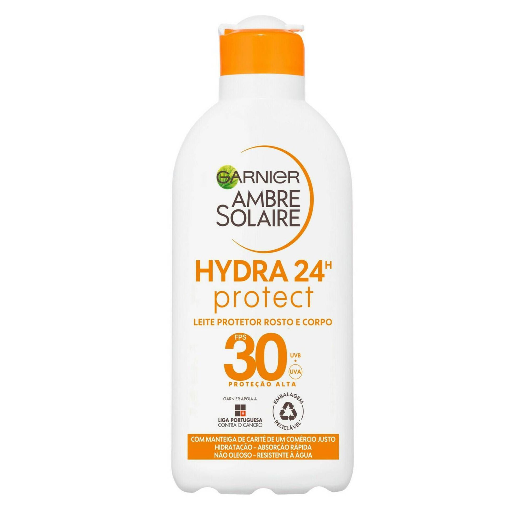 Protetor Solar Loção Ambre Solaire Hydra 24H FPS30