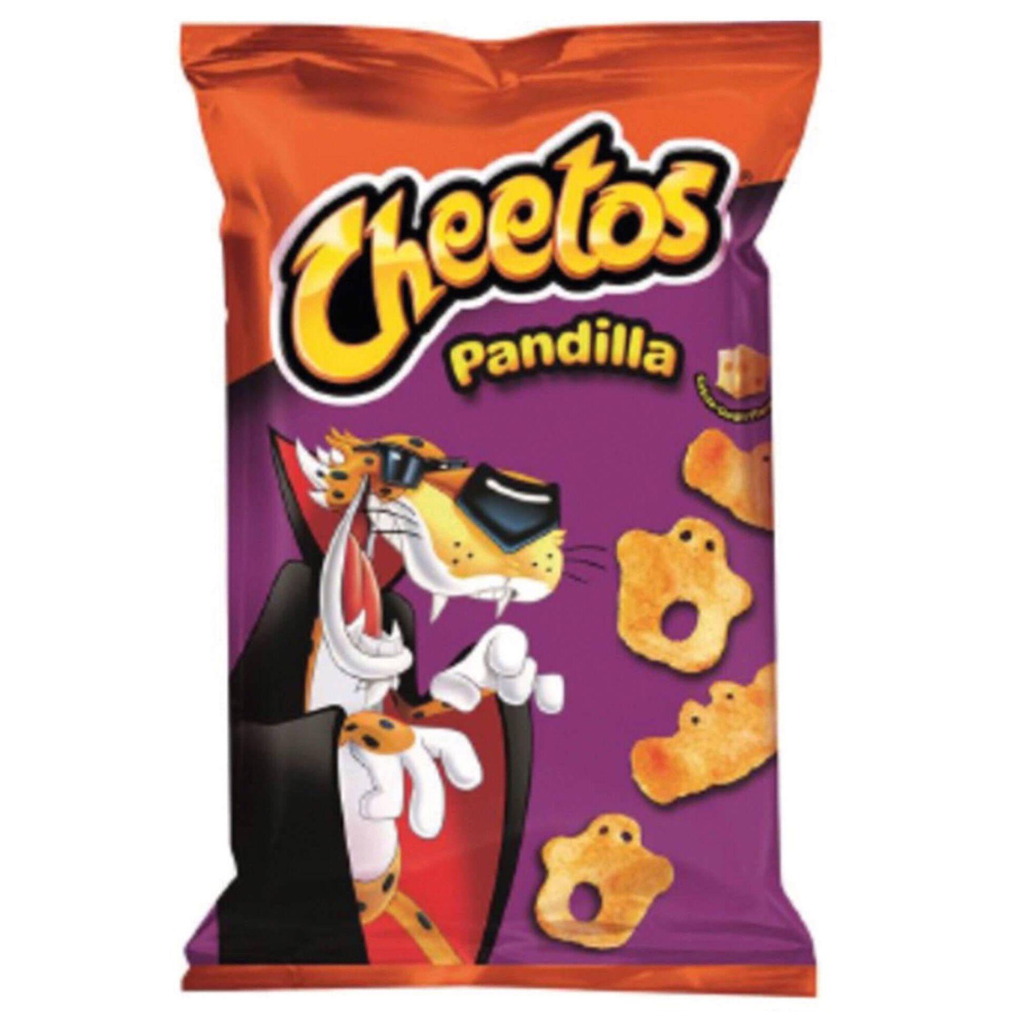Snacks de Milho Pandilla