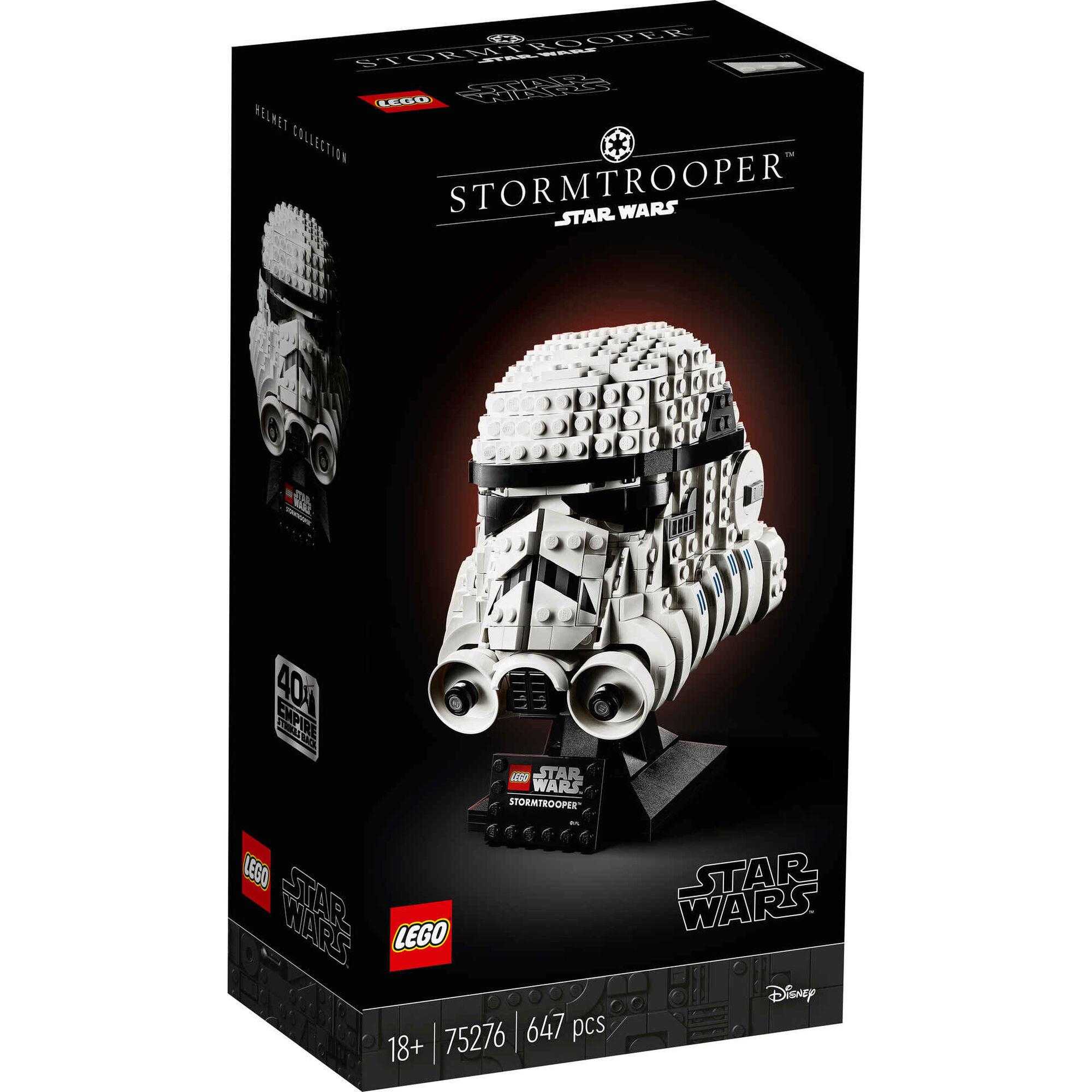 Capacete de Stormtrooper - 75276