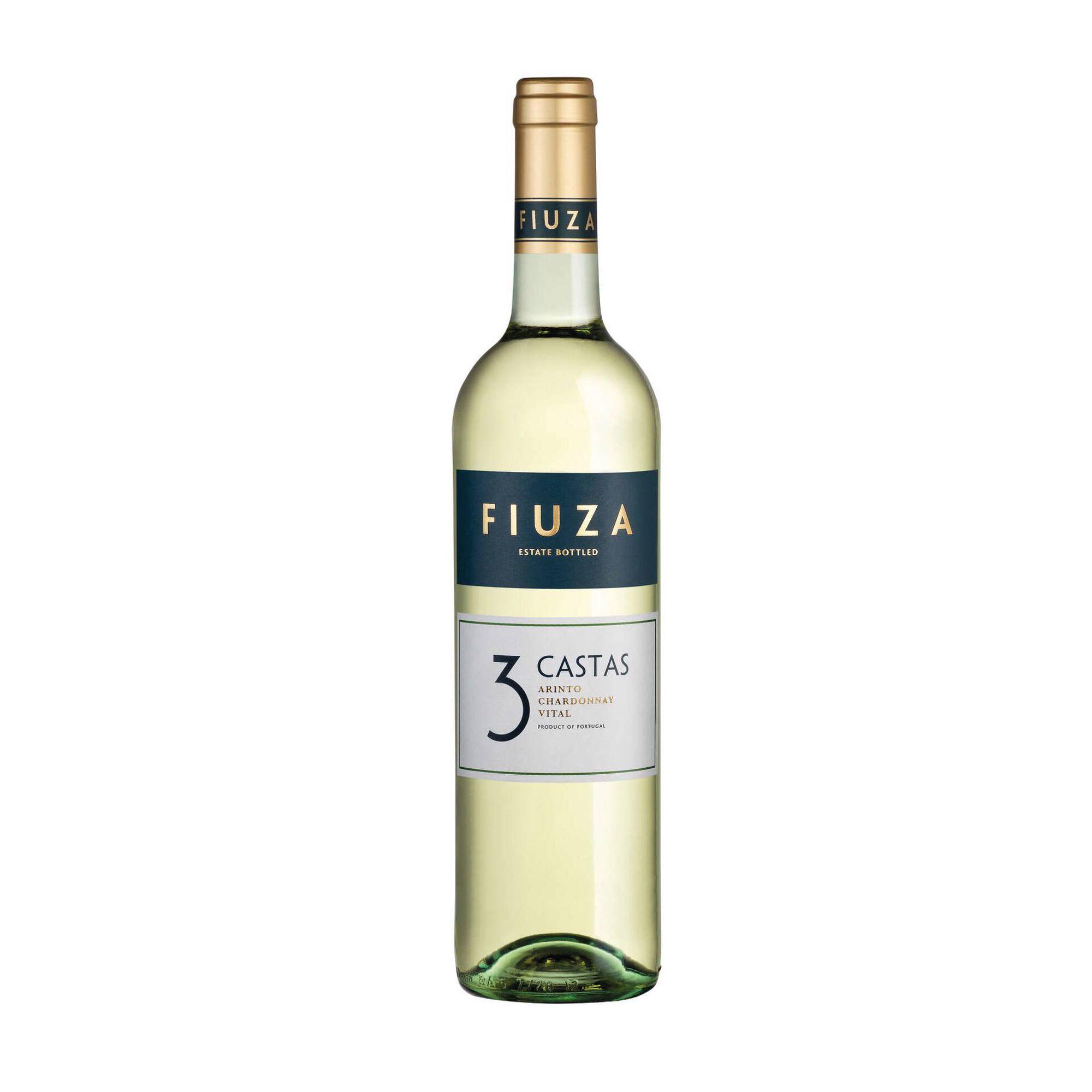Fiuza 3 Castas Regional Tejo Vinho Branco