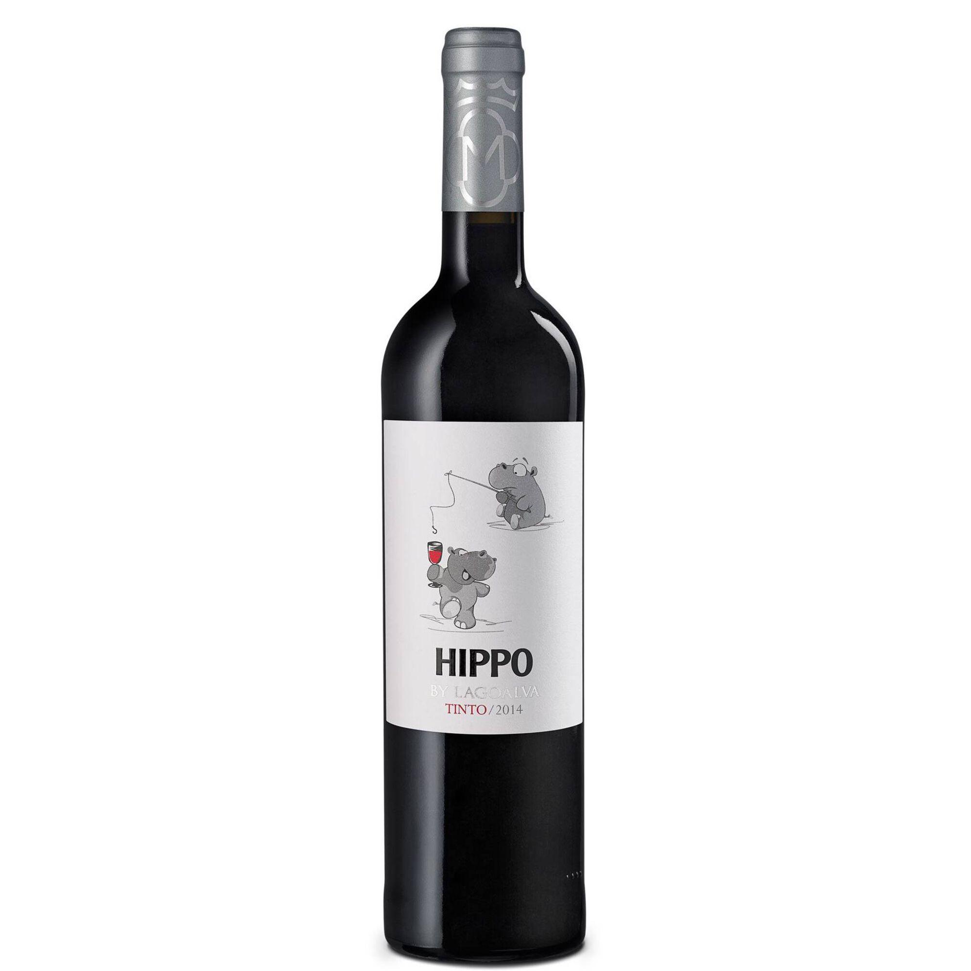 Hippo By Lagoalva Regional Tejo Vinho Tinto
