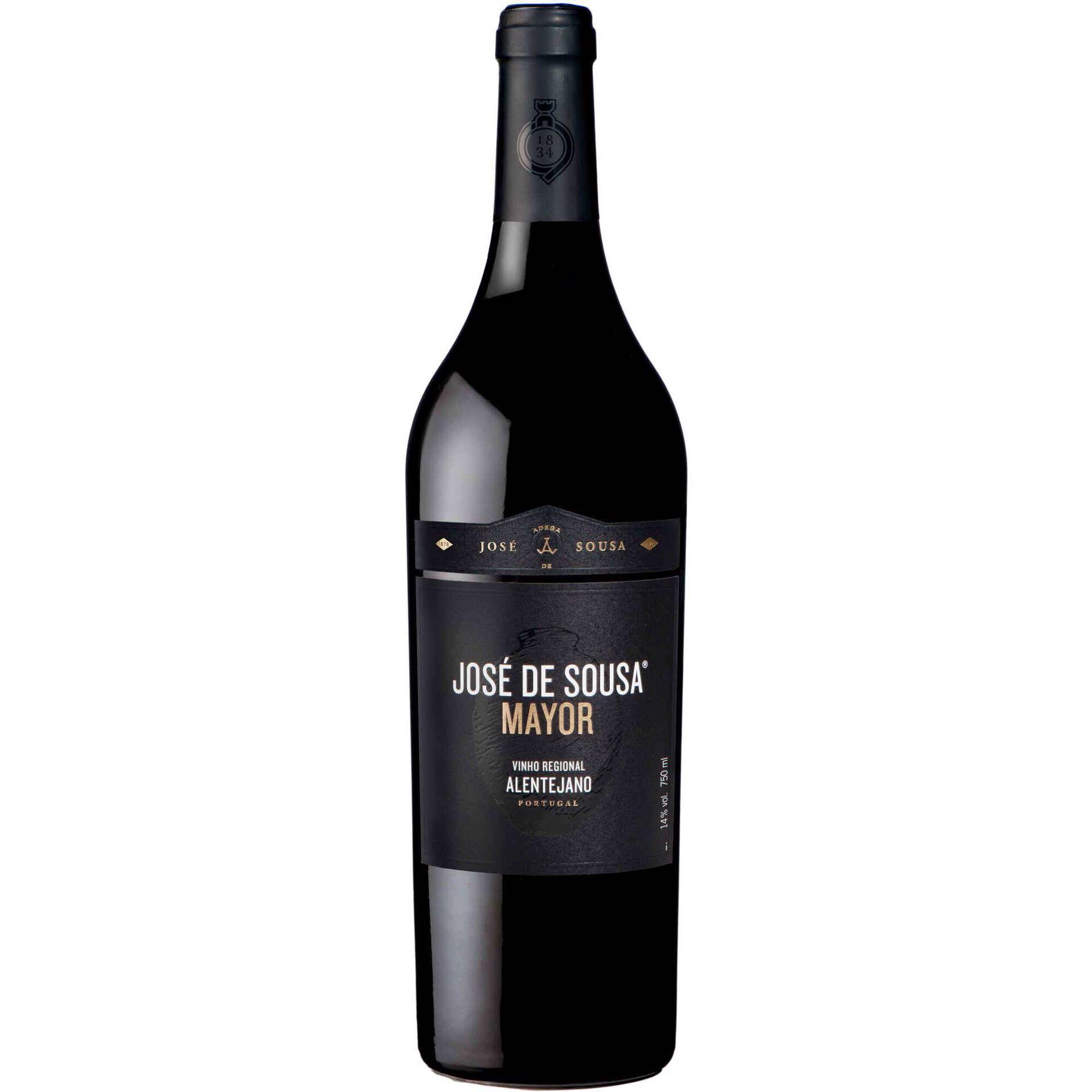 José de Sousa Mayor Regional Alentejano Vinho Tinto