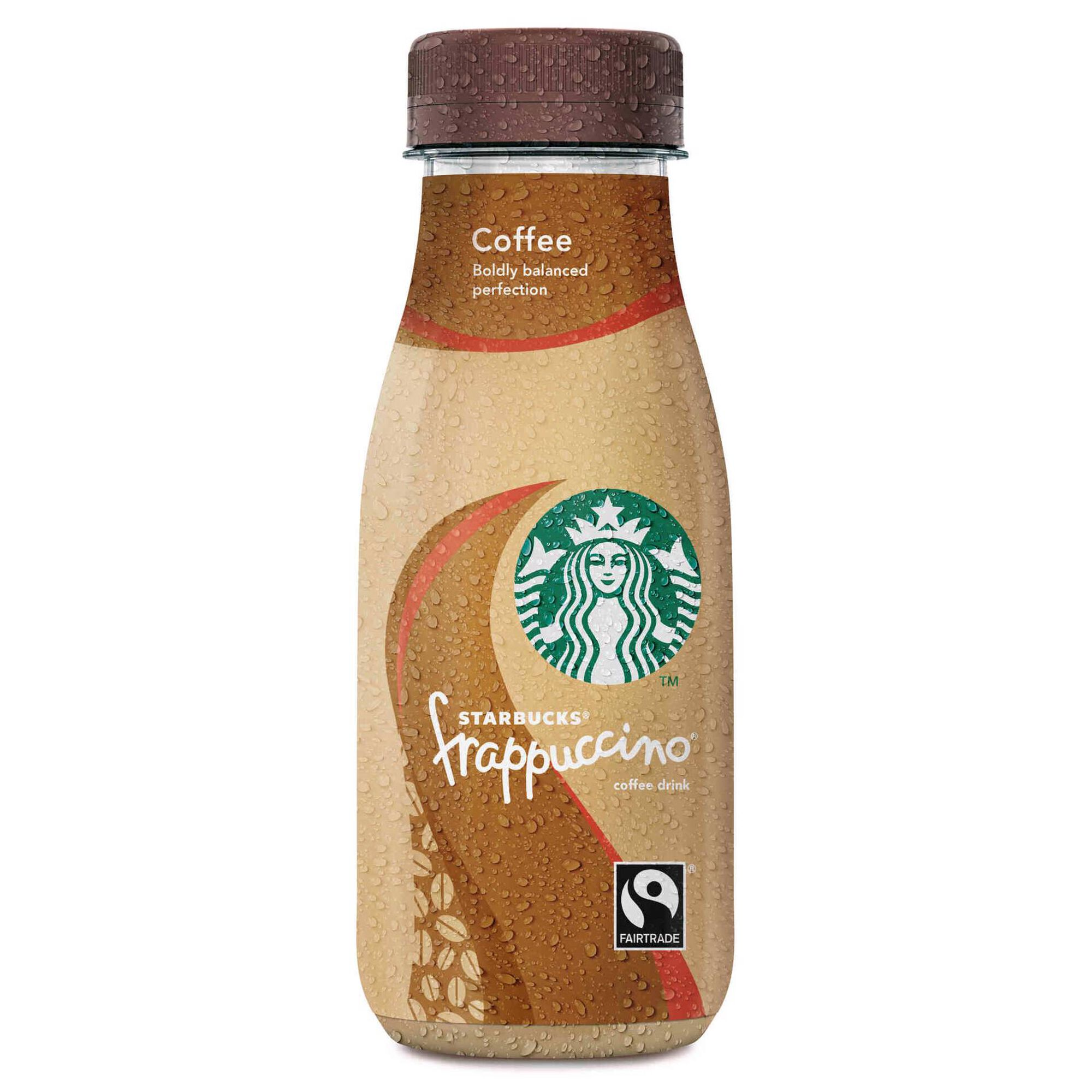 Latte Frappuccino Café