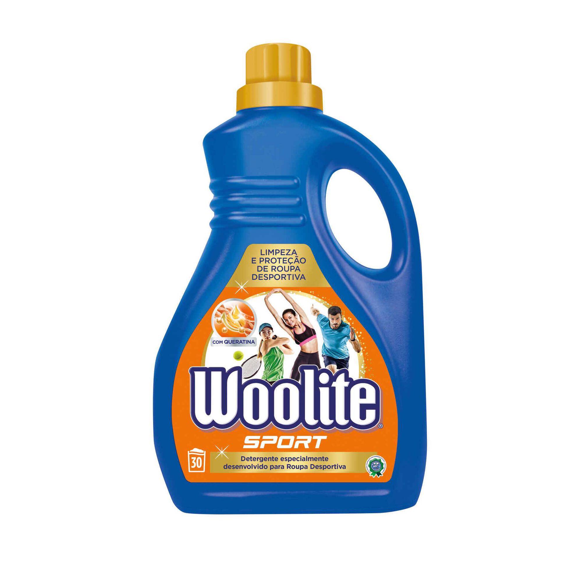 Detergente Máquina Roupa Líquido Sport