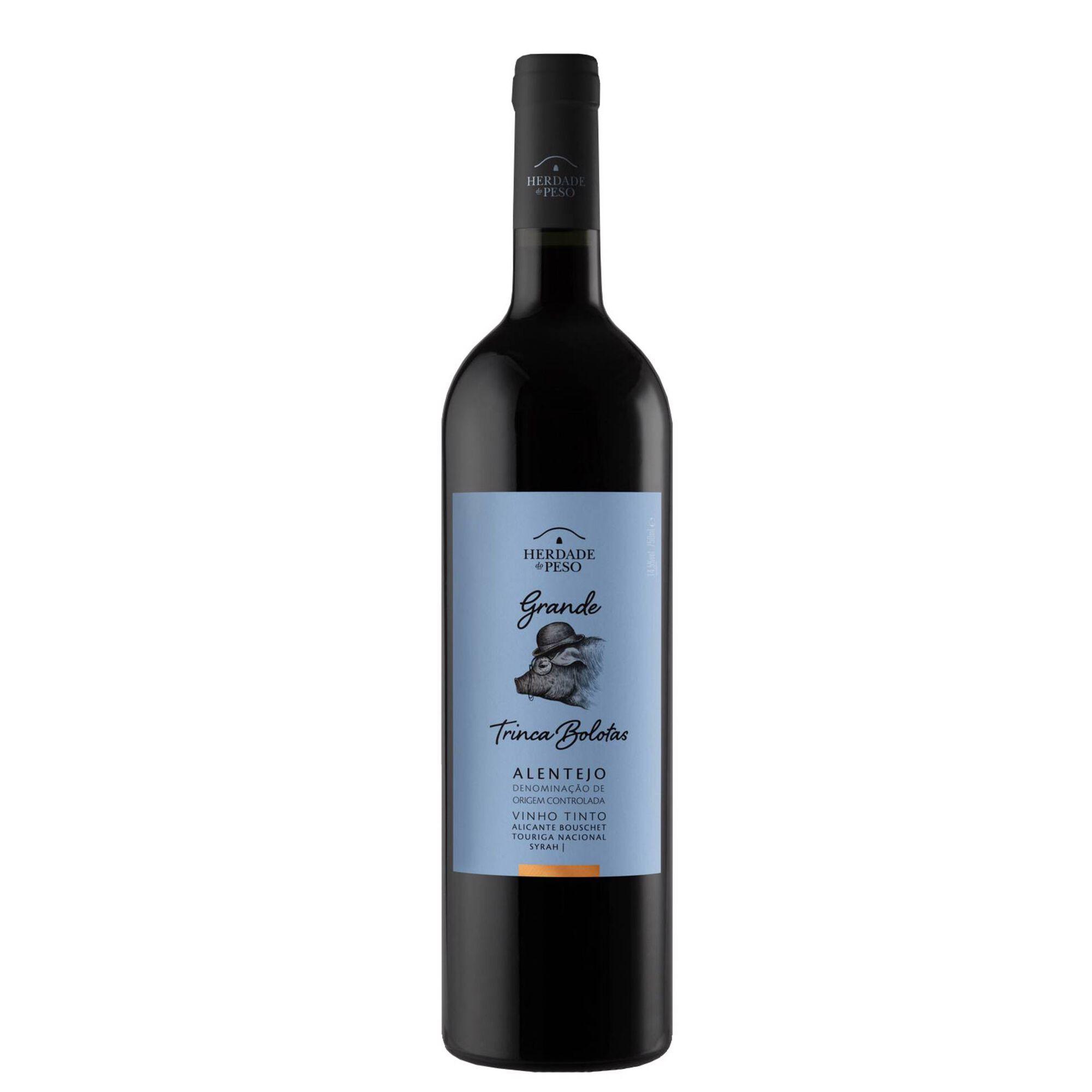 Grande Trinca Bolotas Regional Alentejano Vinho Tinto