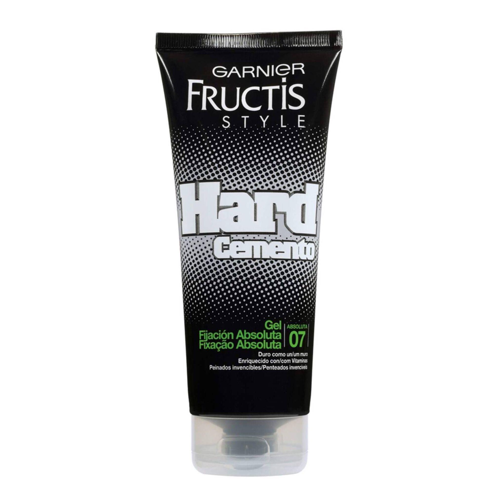Gel de Cabelo Fructis Style Hard Cement