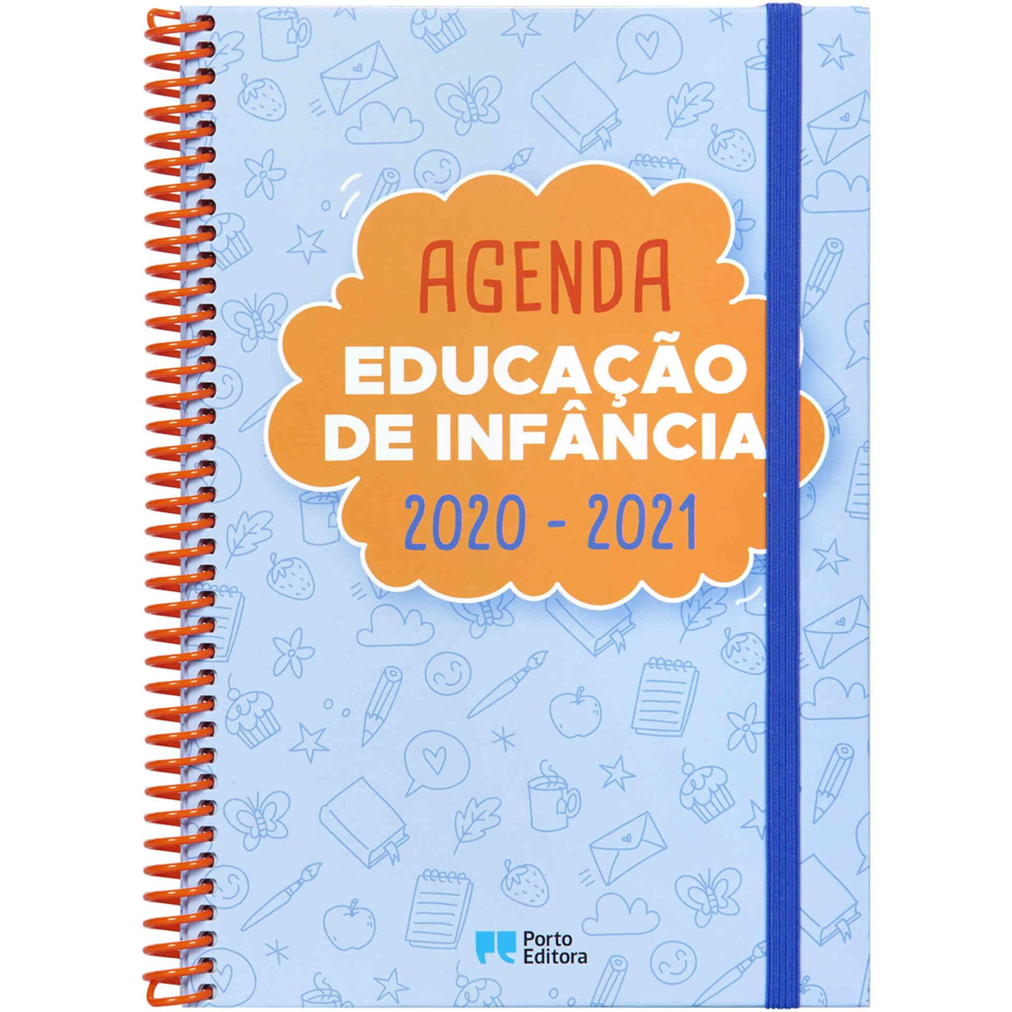 Agenda Educação de Infância - 2020/2021