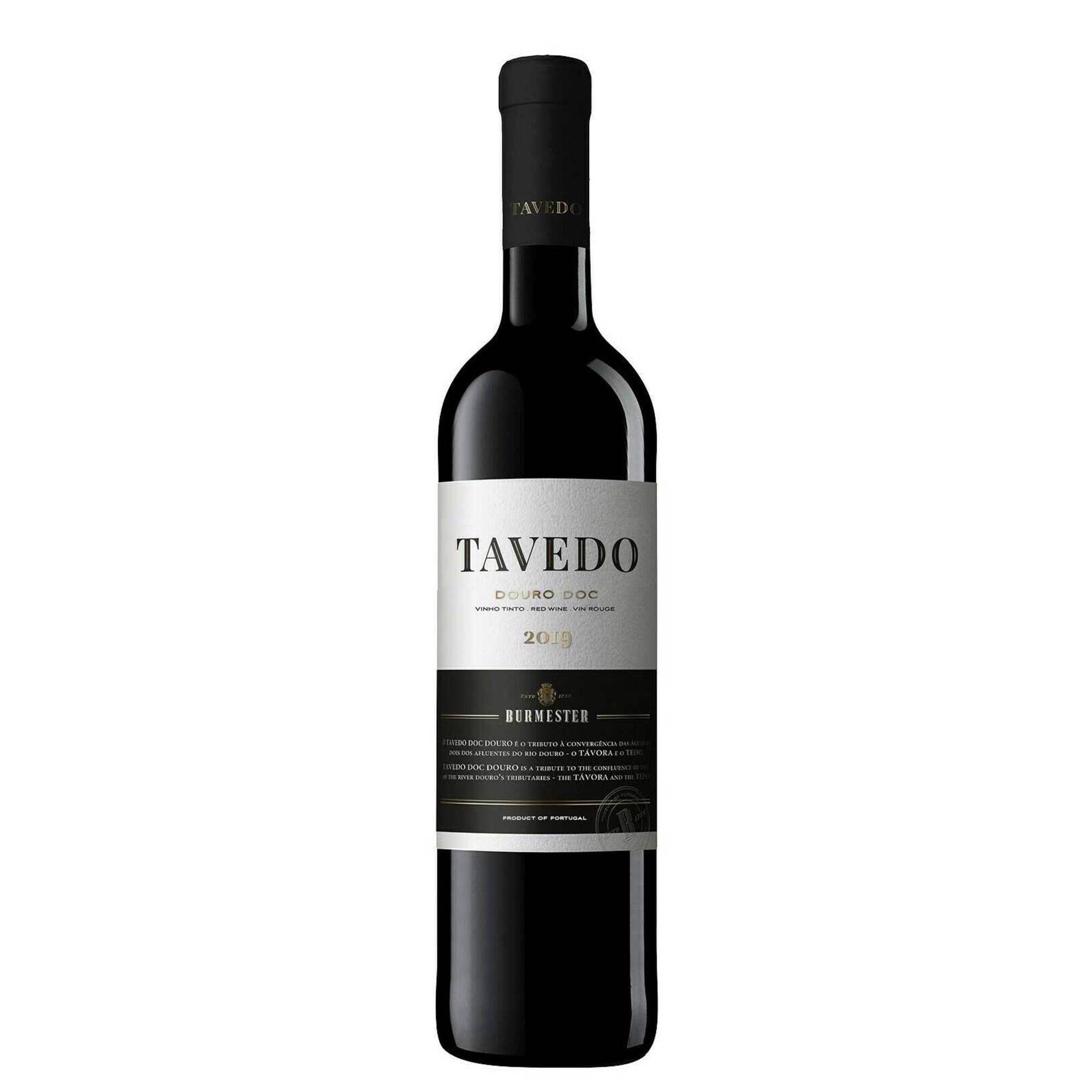 Tavedo DOC Douro Vinho Tinto