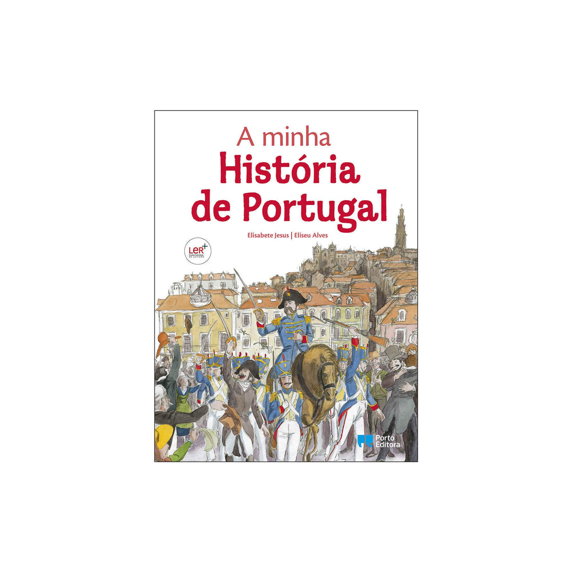A Minha História de Portugal