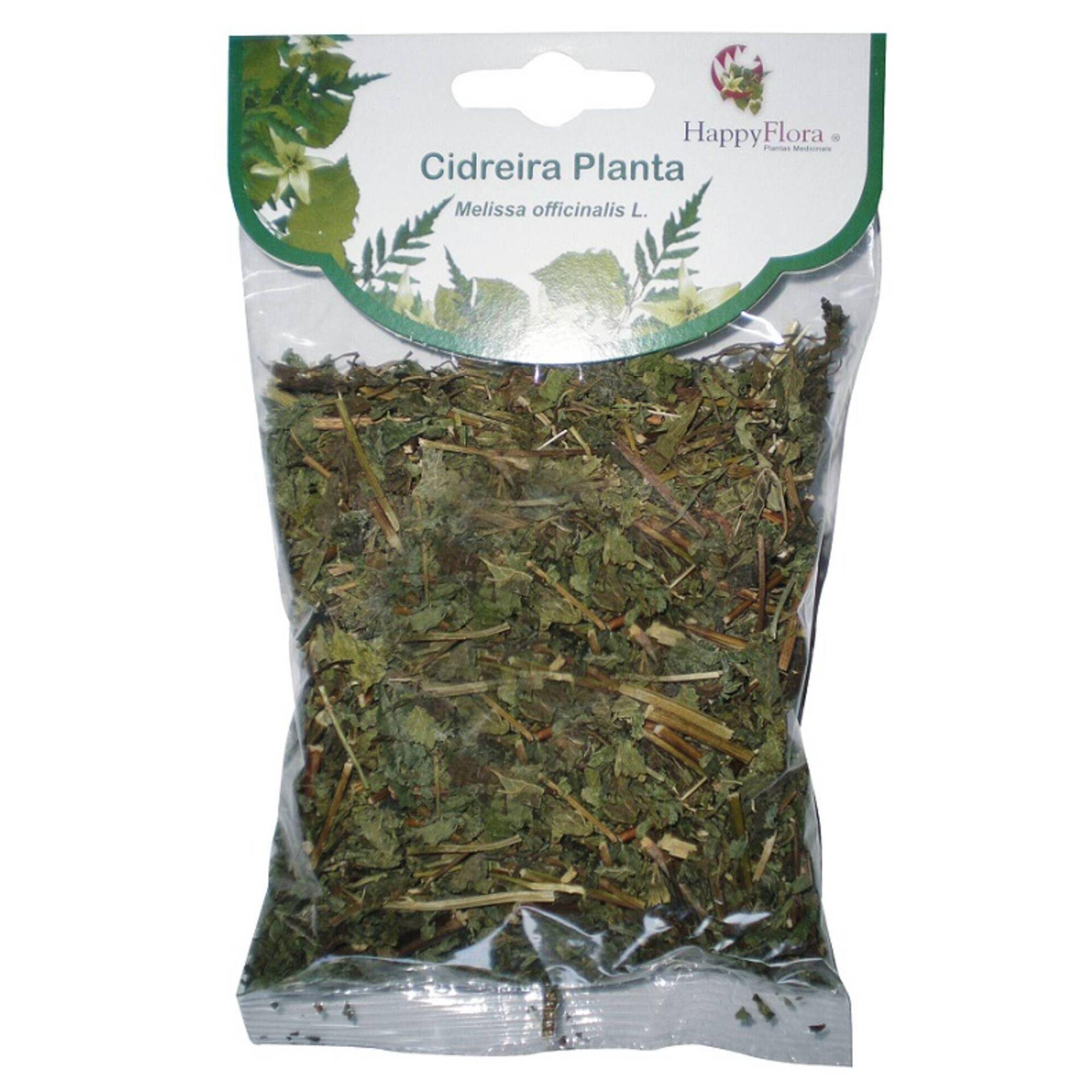 Chá Cidreira Planta