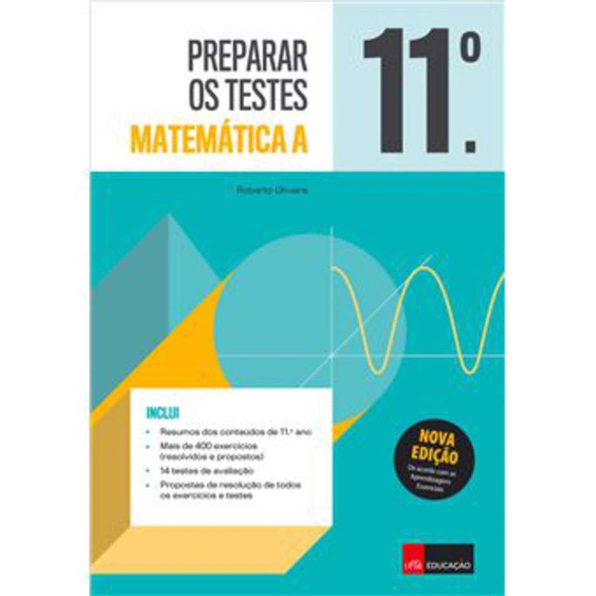 Preparar os Testes - Matemática - 11º Ano