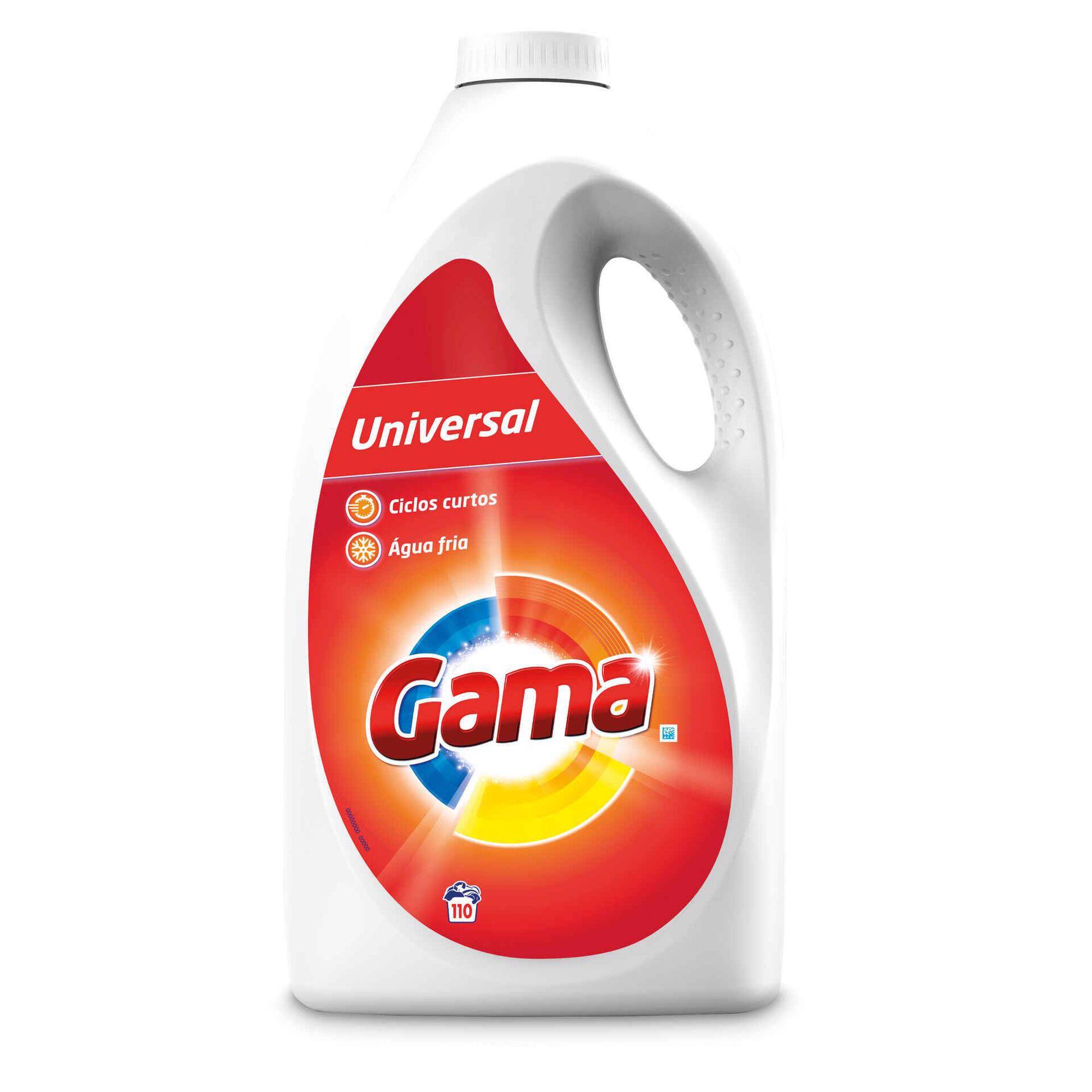 Detergente Máquina Roupa Líquido Universal