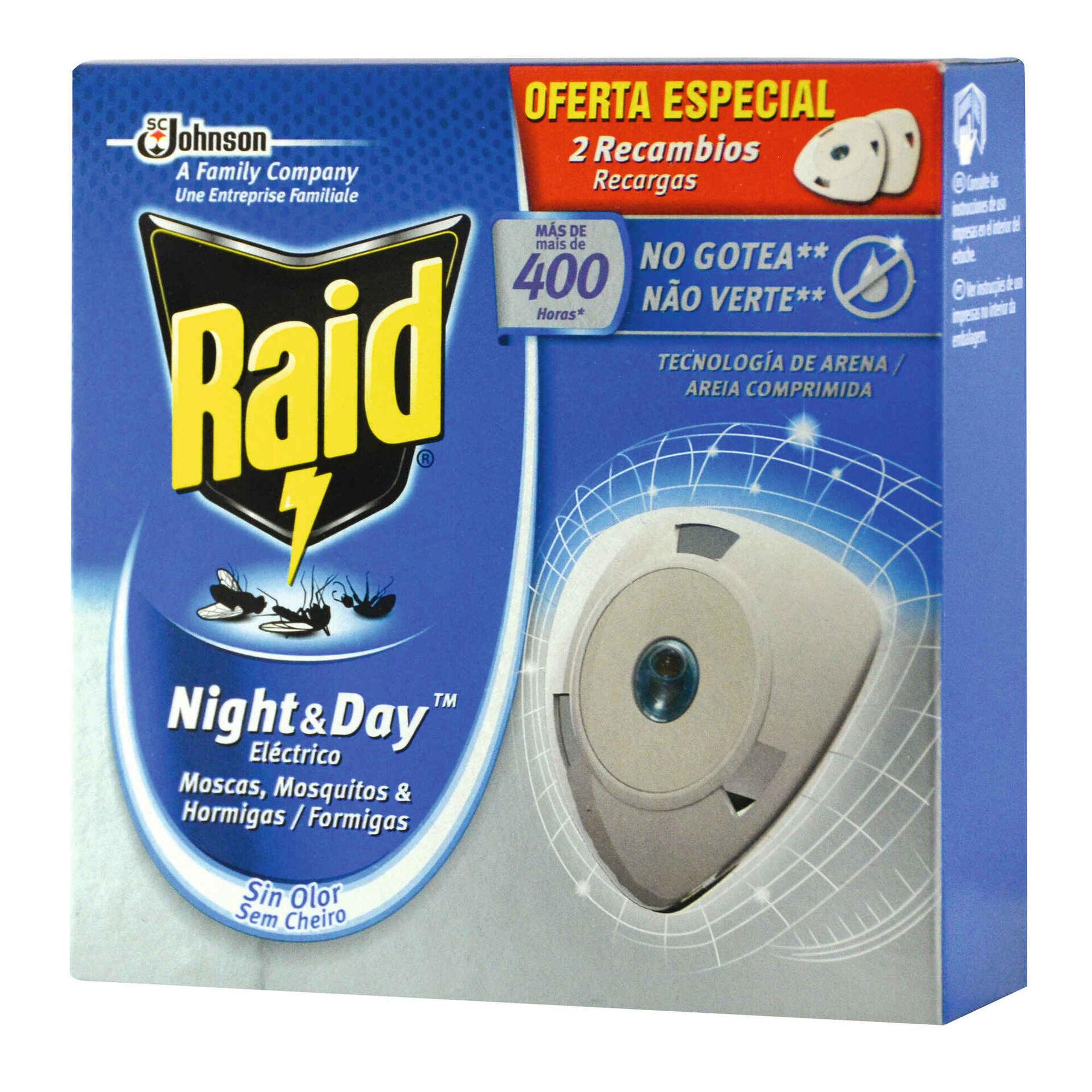 Recarga Night&Day Pack Duplo