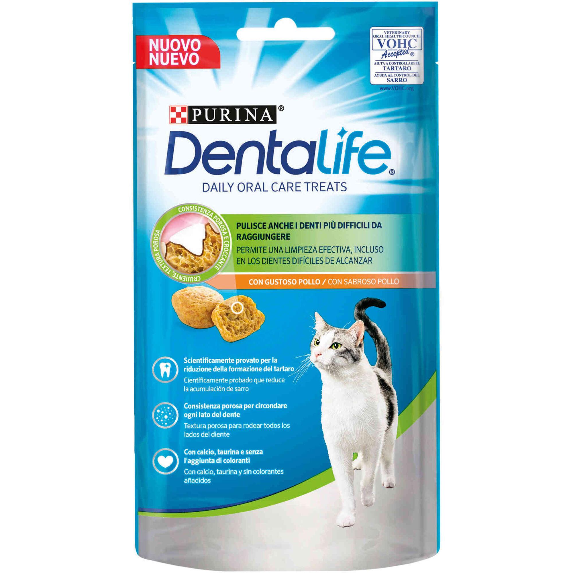Snack para Gato Dentalife Frango