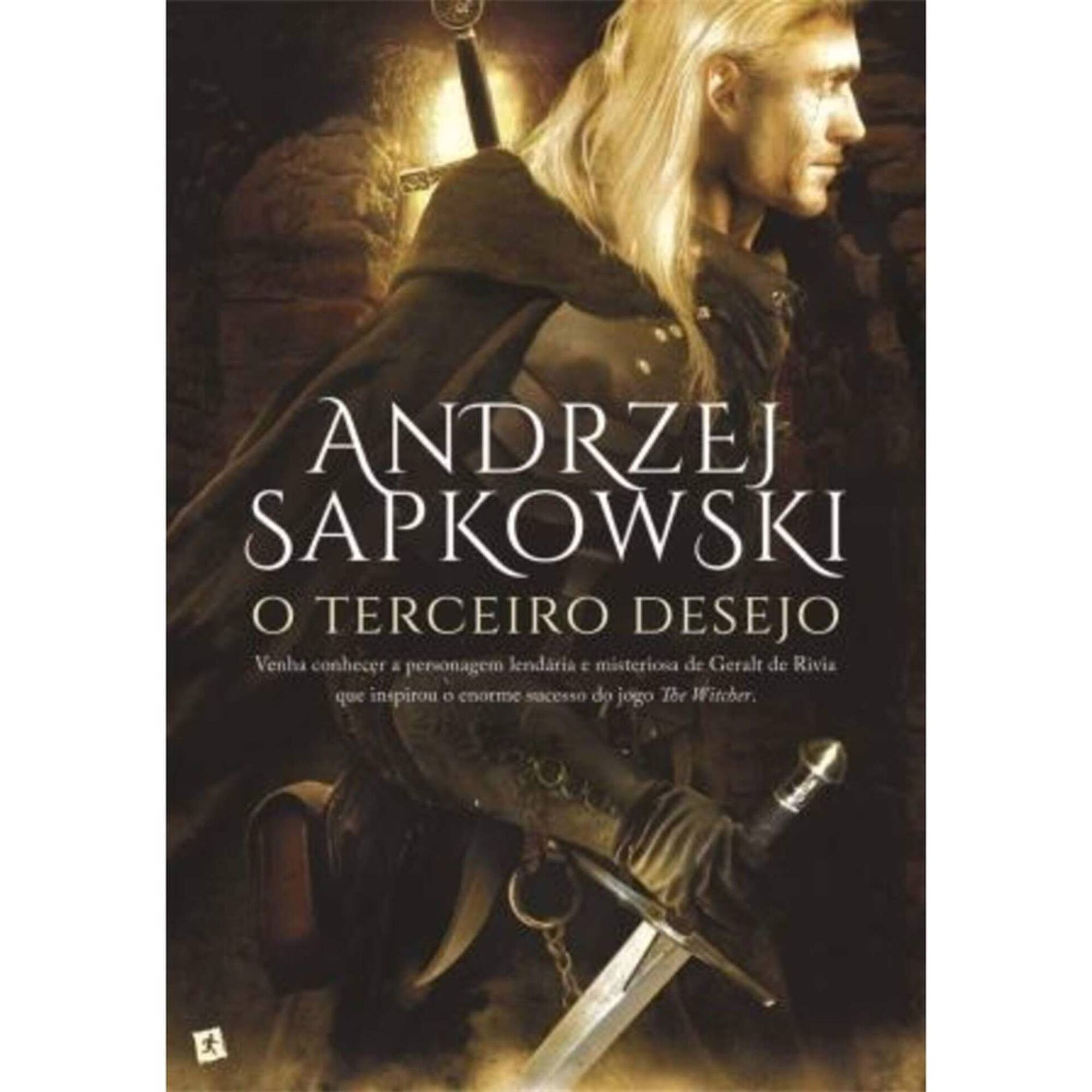 The Witcher - O Terceiro Desejo (volume 1)