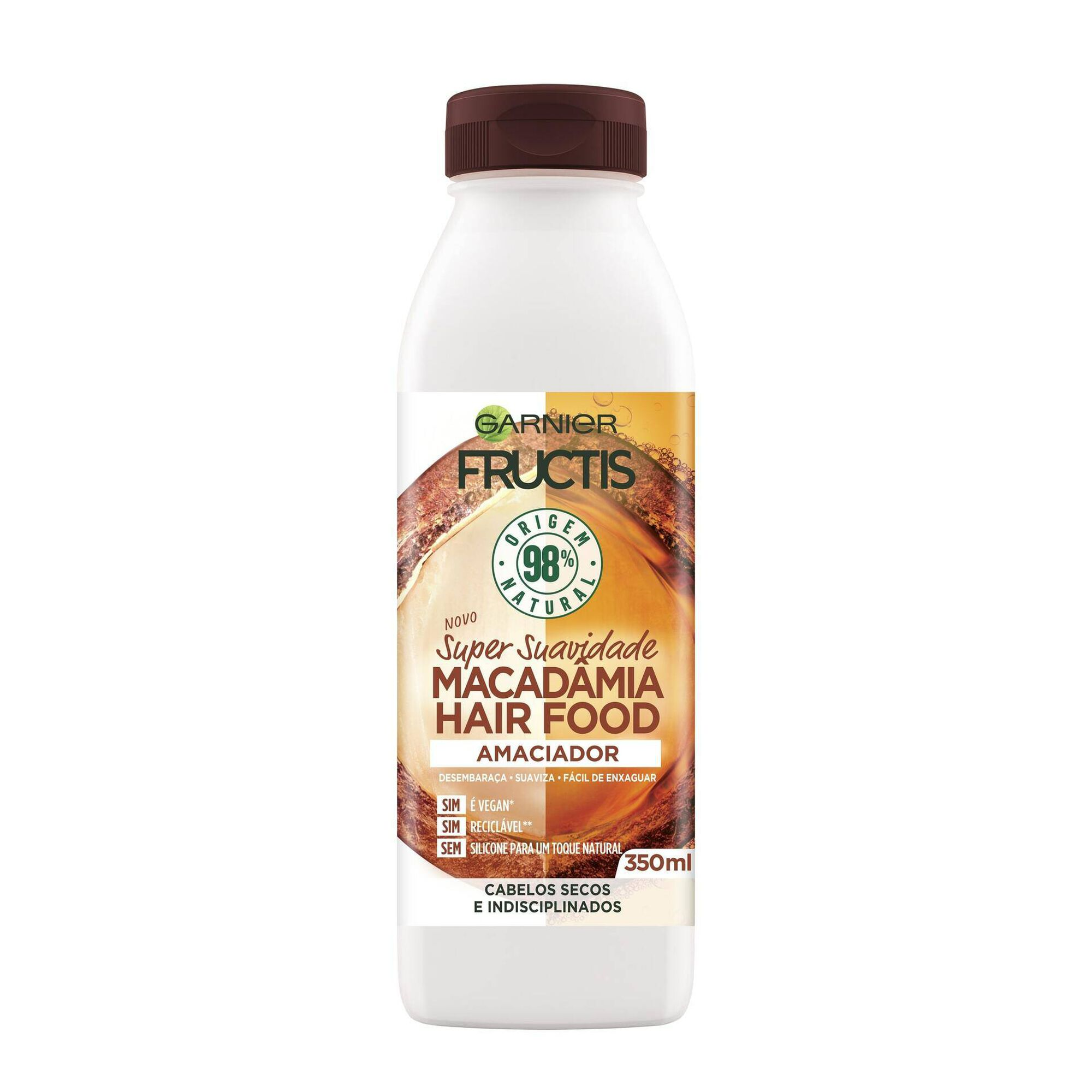 Condicionador Fructis Hair Food Macadâmia