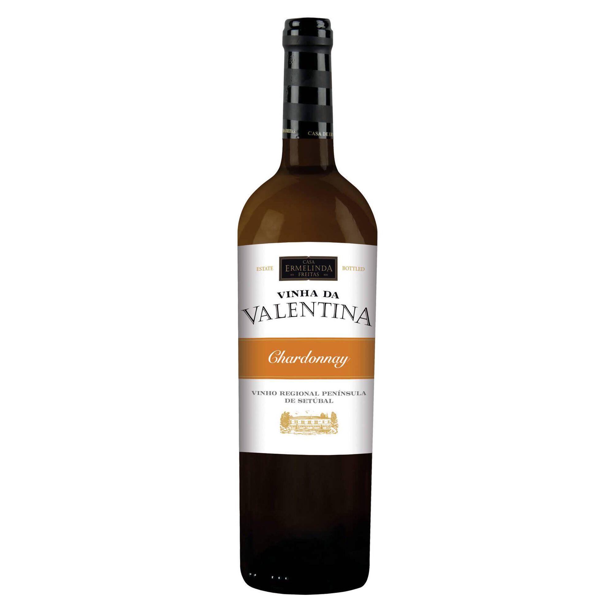 Vinha da Valentina Chardonnay Regional Península de Setúbal Vinho Branco
