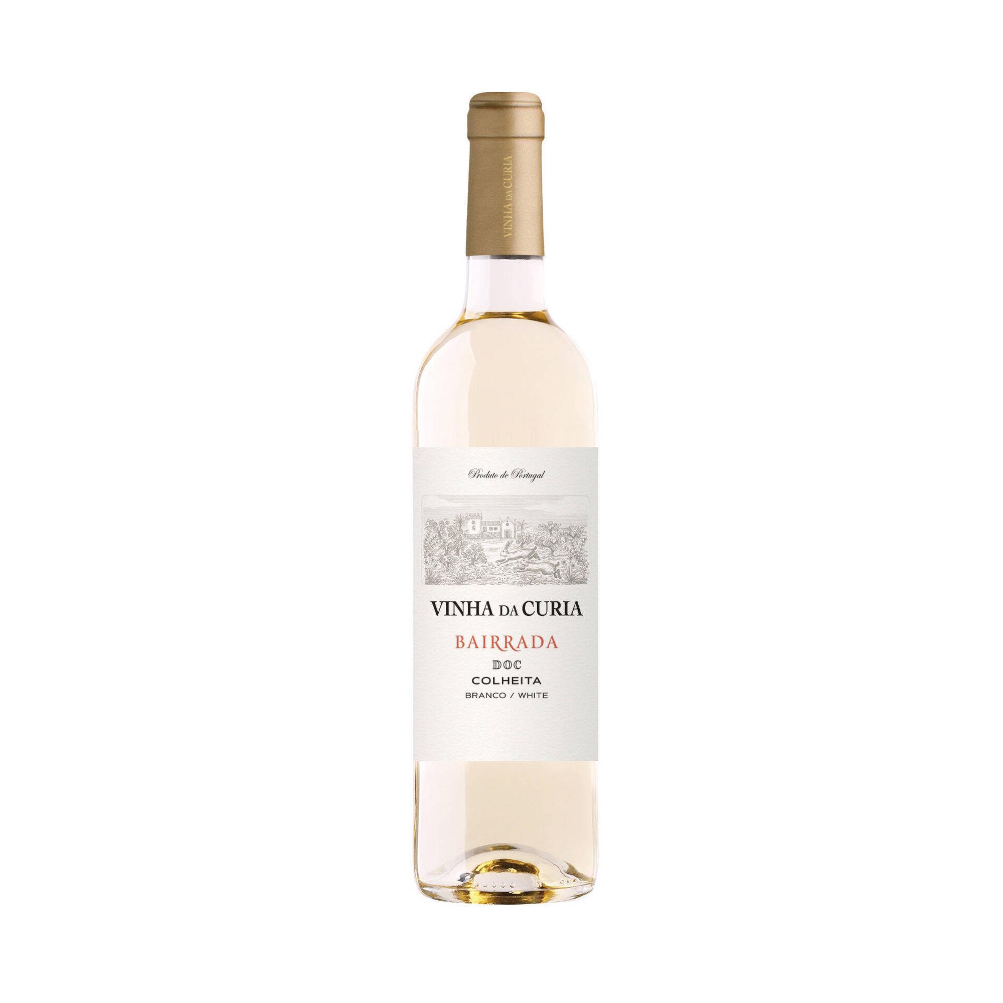 Vinha da Curia Colheita DOC Bairrada Vinho Branco