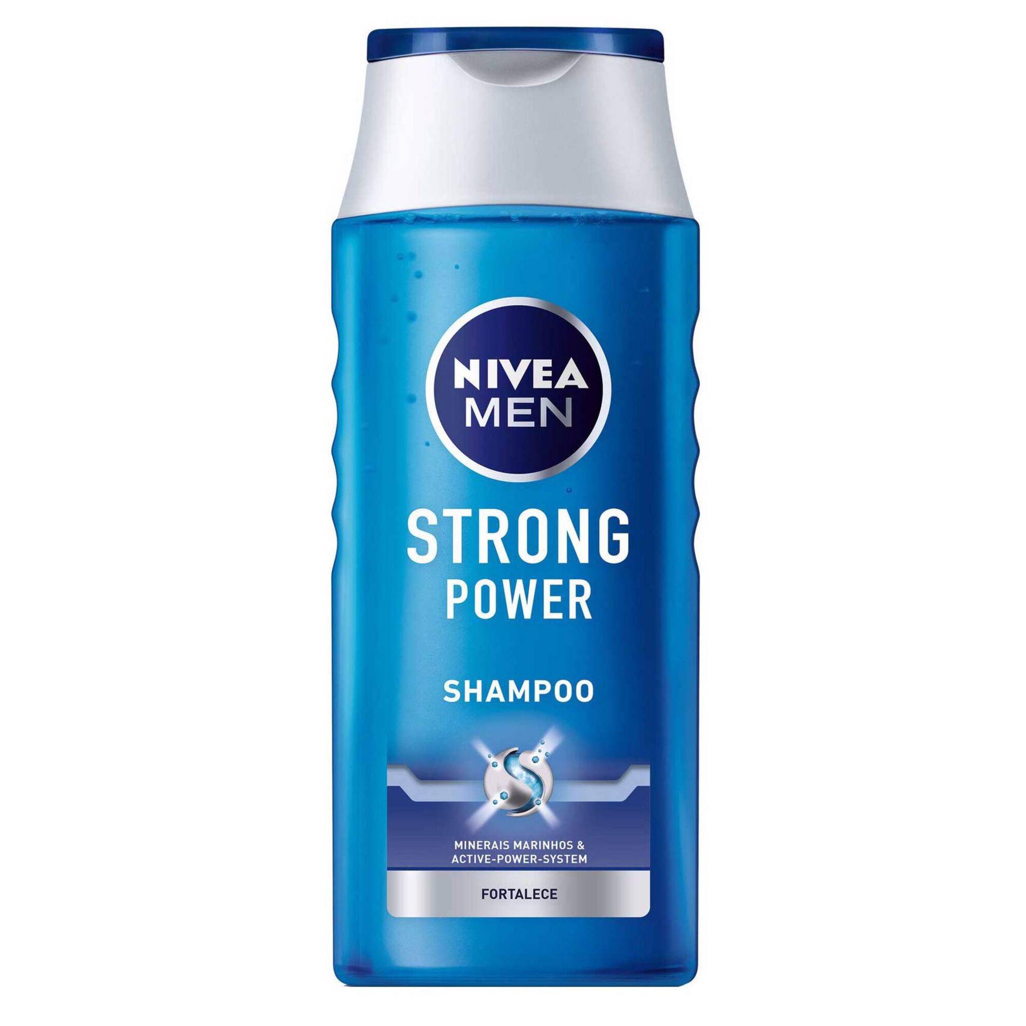 Champô Homem Strong Power