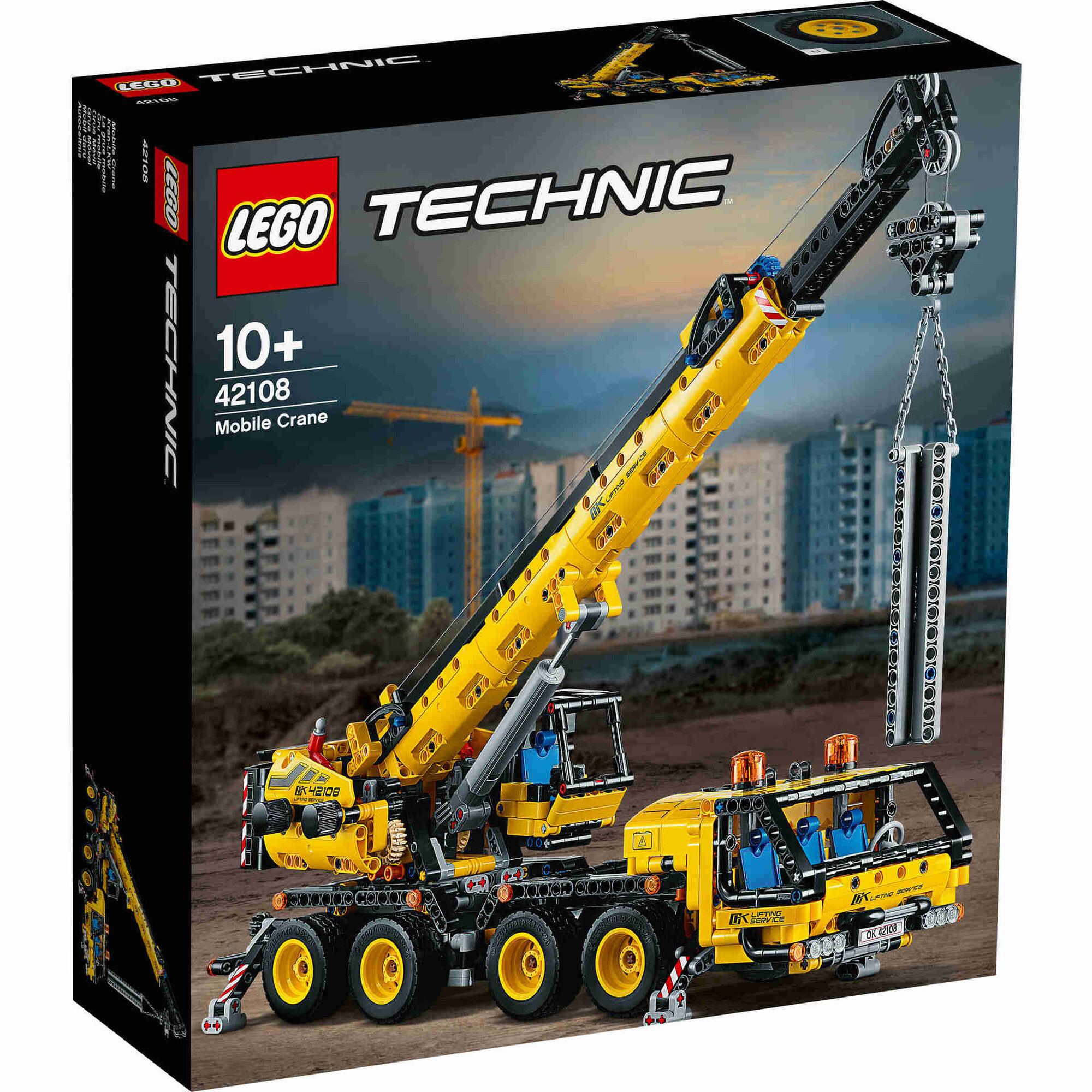 Grua Móvel Lego - 42108