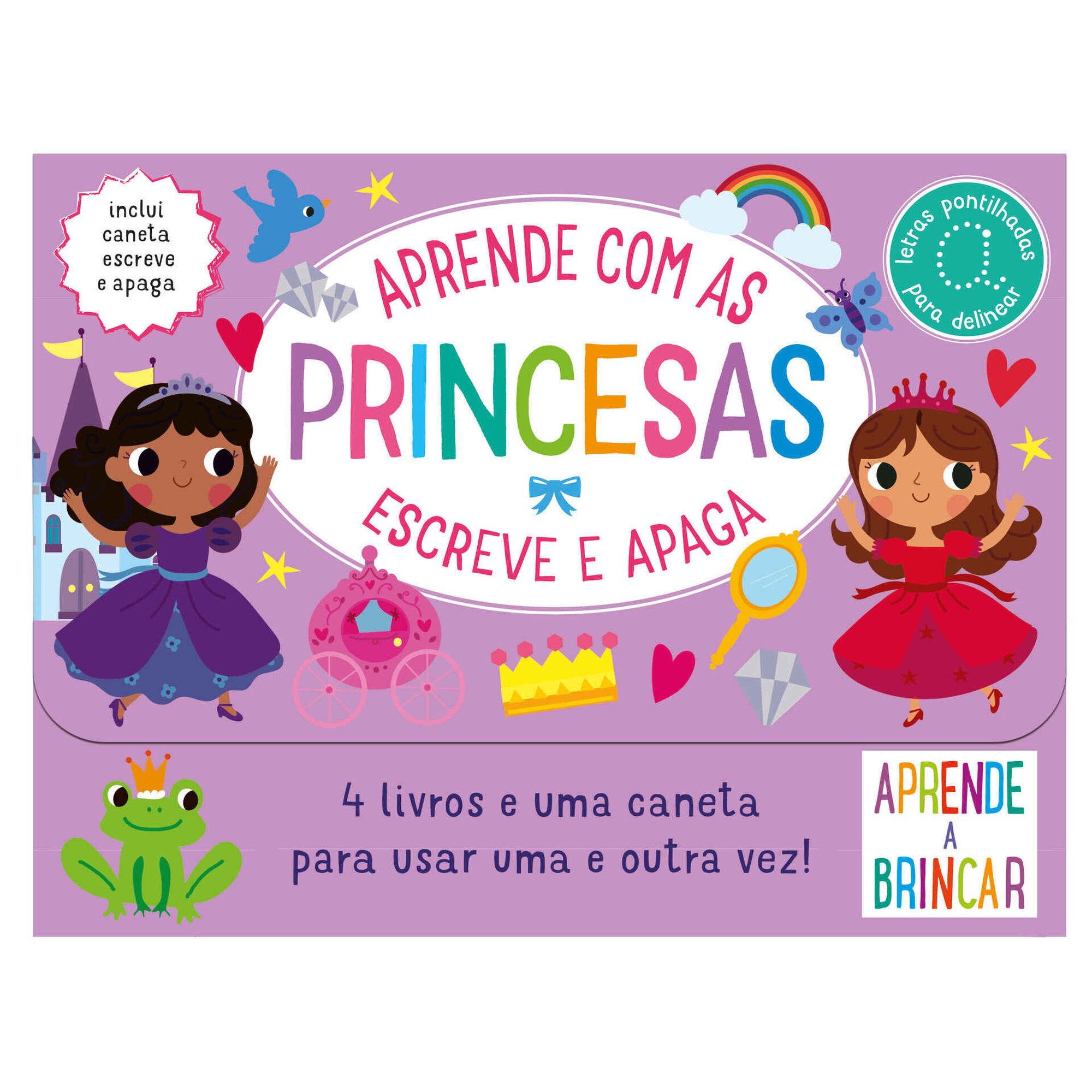 Aprende a Brincar com as Princesas