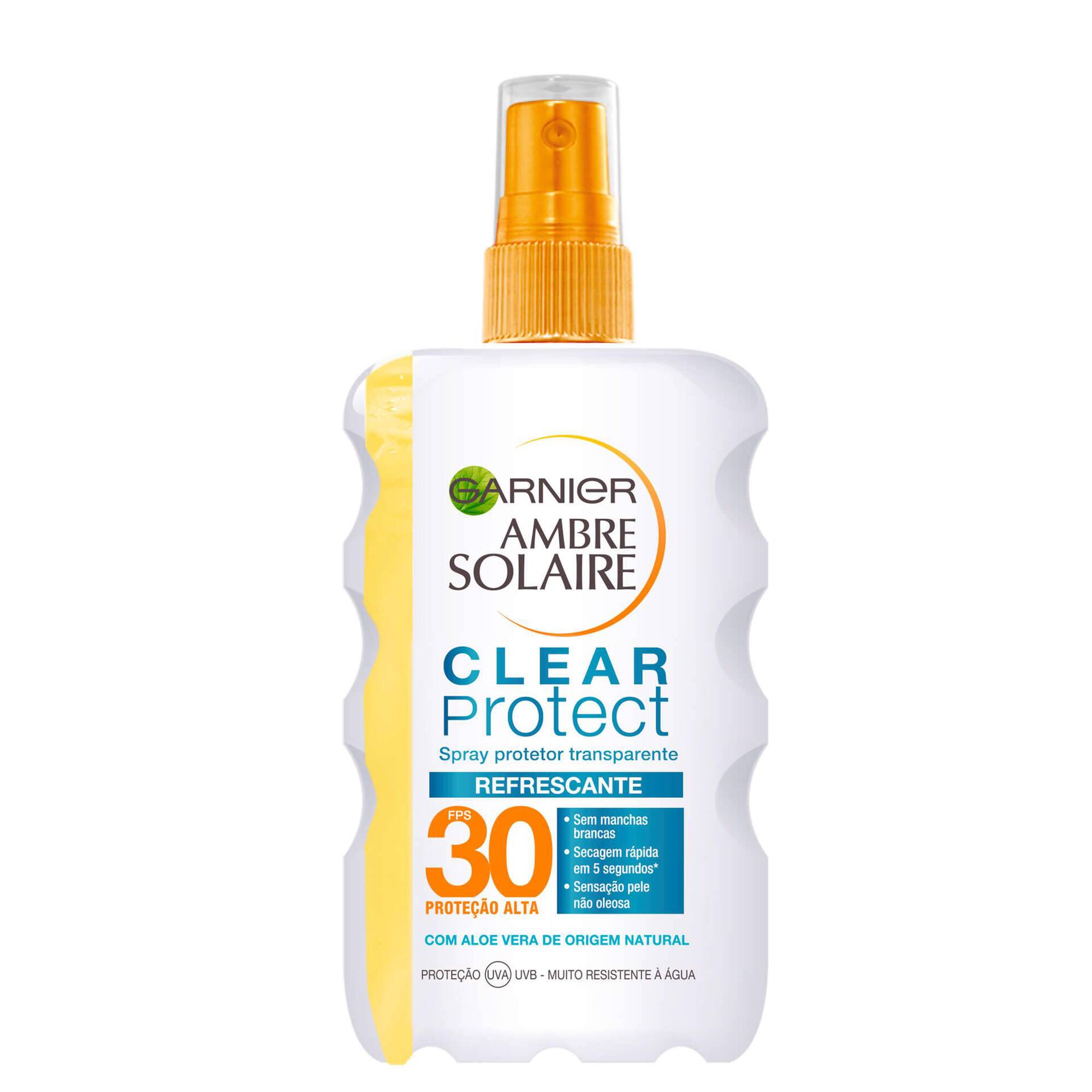 Protetor Solar Spray Ambre Solaire Clear Protect FPS30