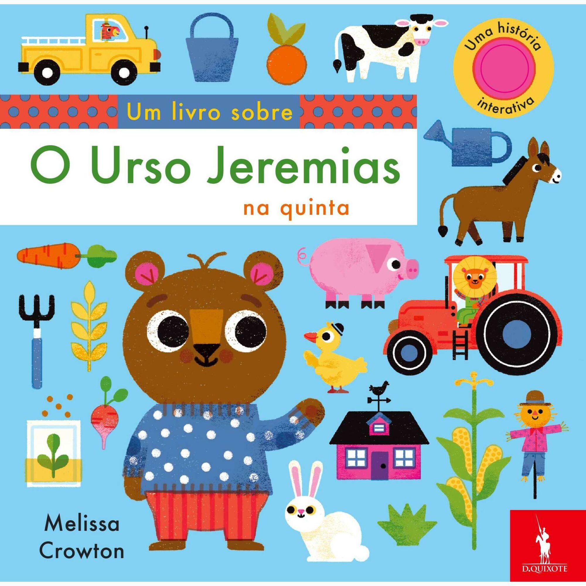 Um Livro Sobre - O Urso Jeremias na Quinta