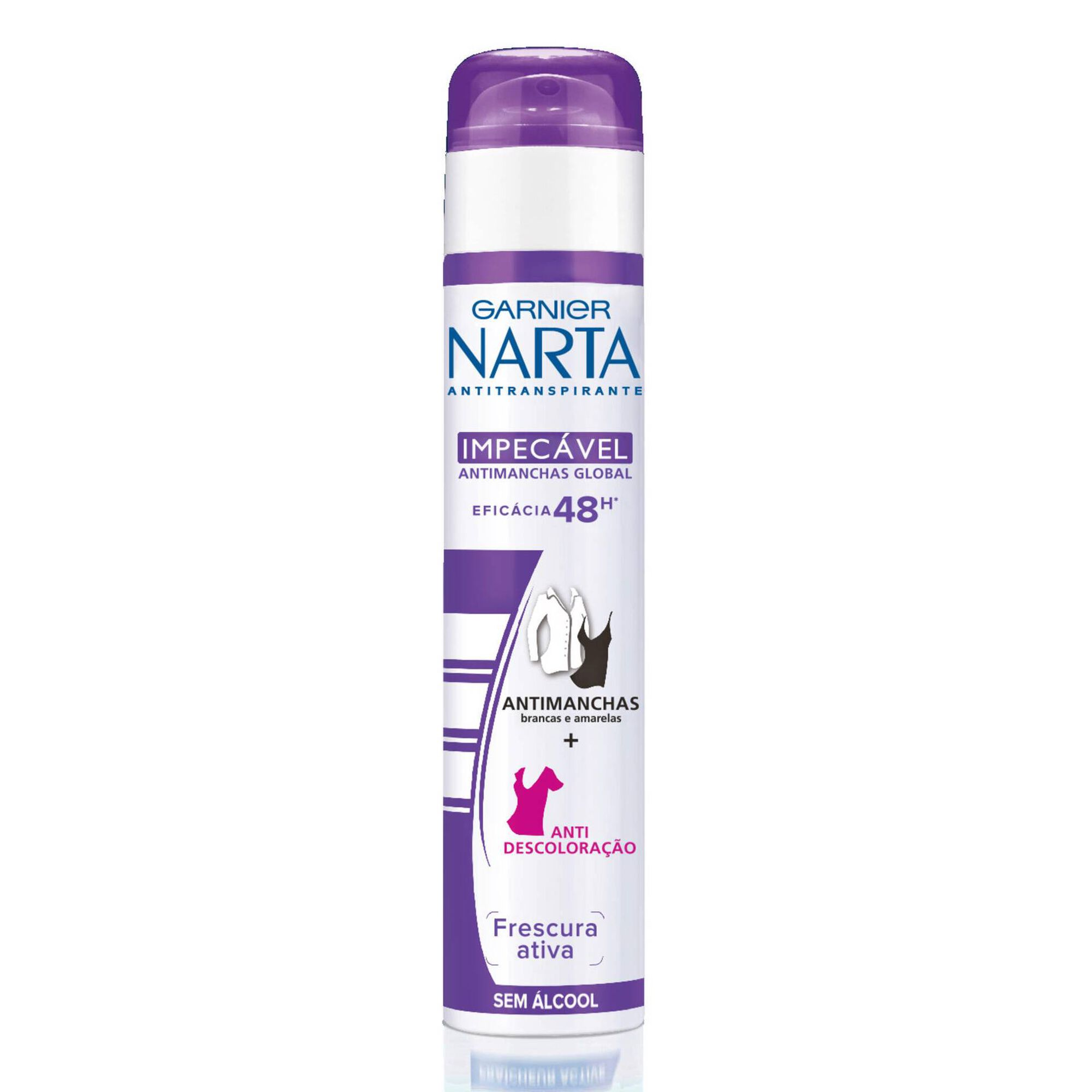 Desodorizante Spray Narta Impecável