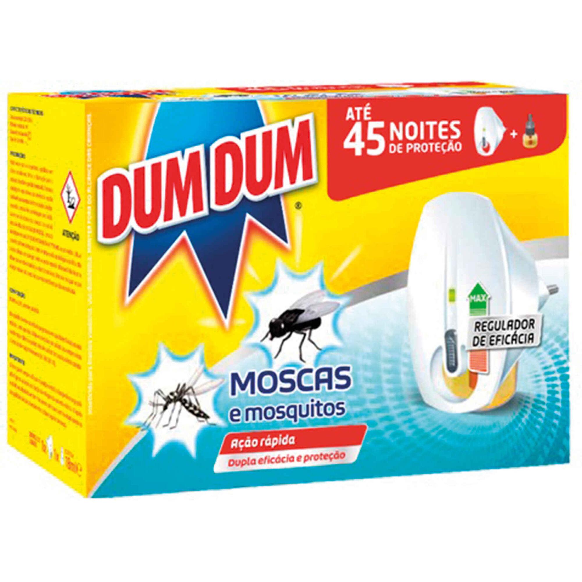 Inseticida Elétrico Moscas&Mosquitos