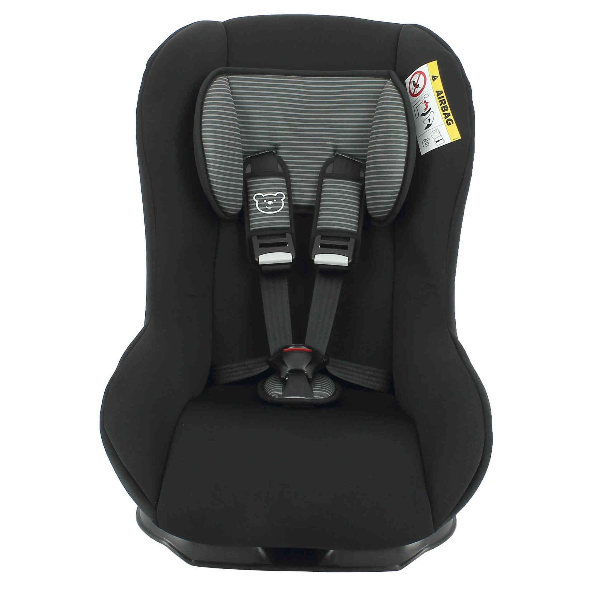 Cadeira Auto Grupo 0+/1 Preta Maxim Speedy 1 Pillow