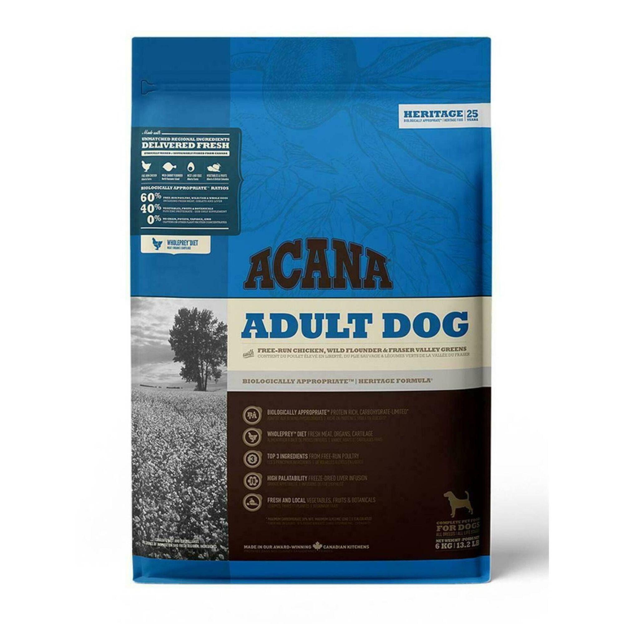 Ração para Cão Adulto Dog Heritage
