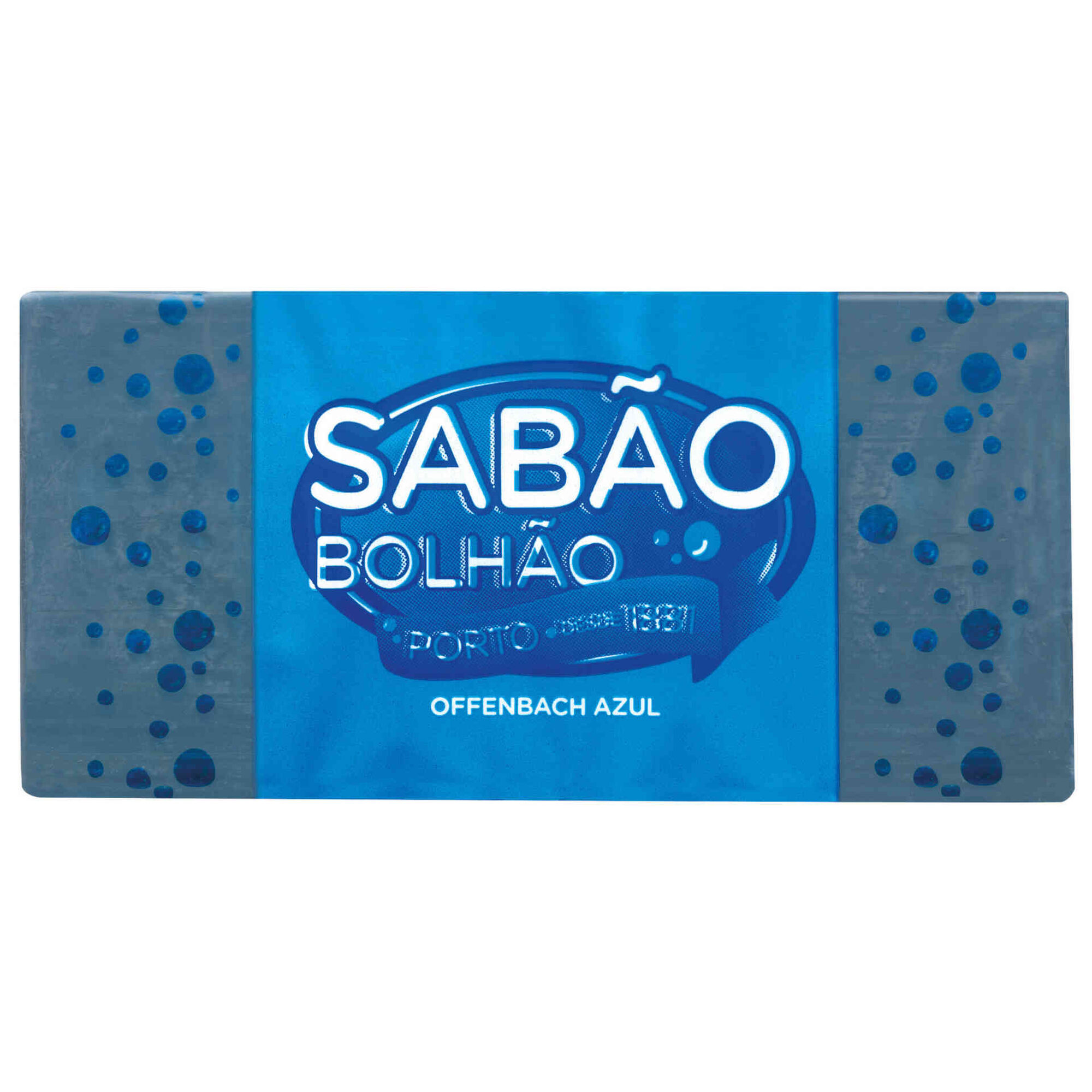 Sabão Barra Offenbach Azul