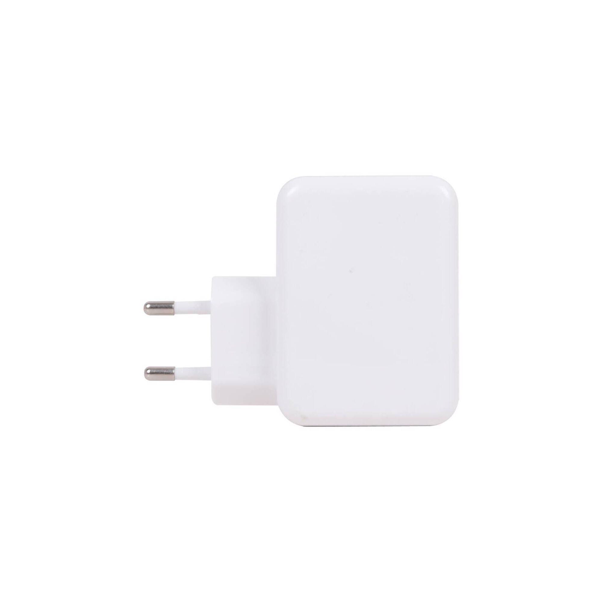 Carregador USB Branco