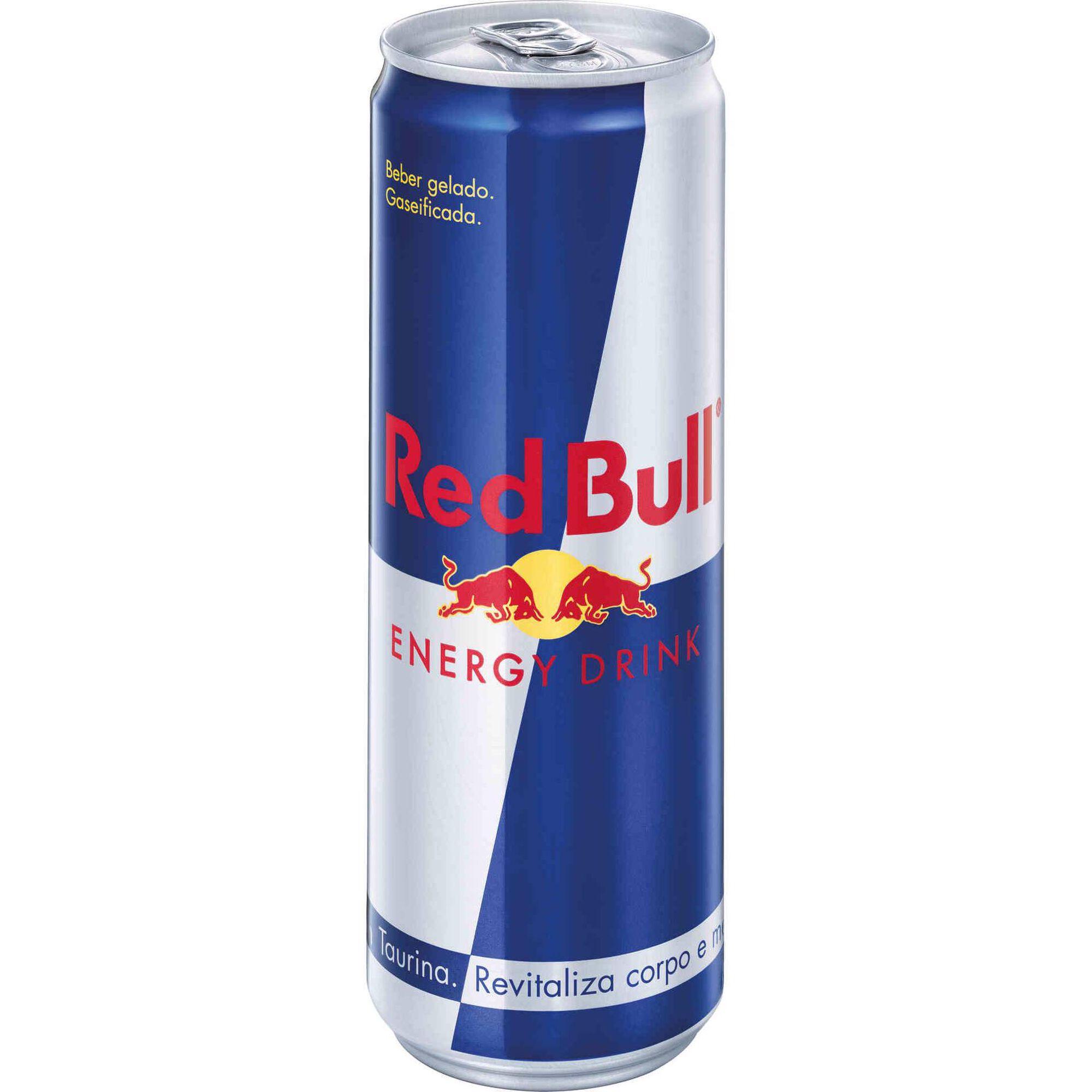 Bebida Energética Gaseificada