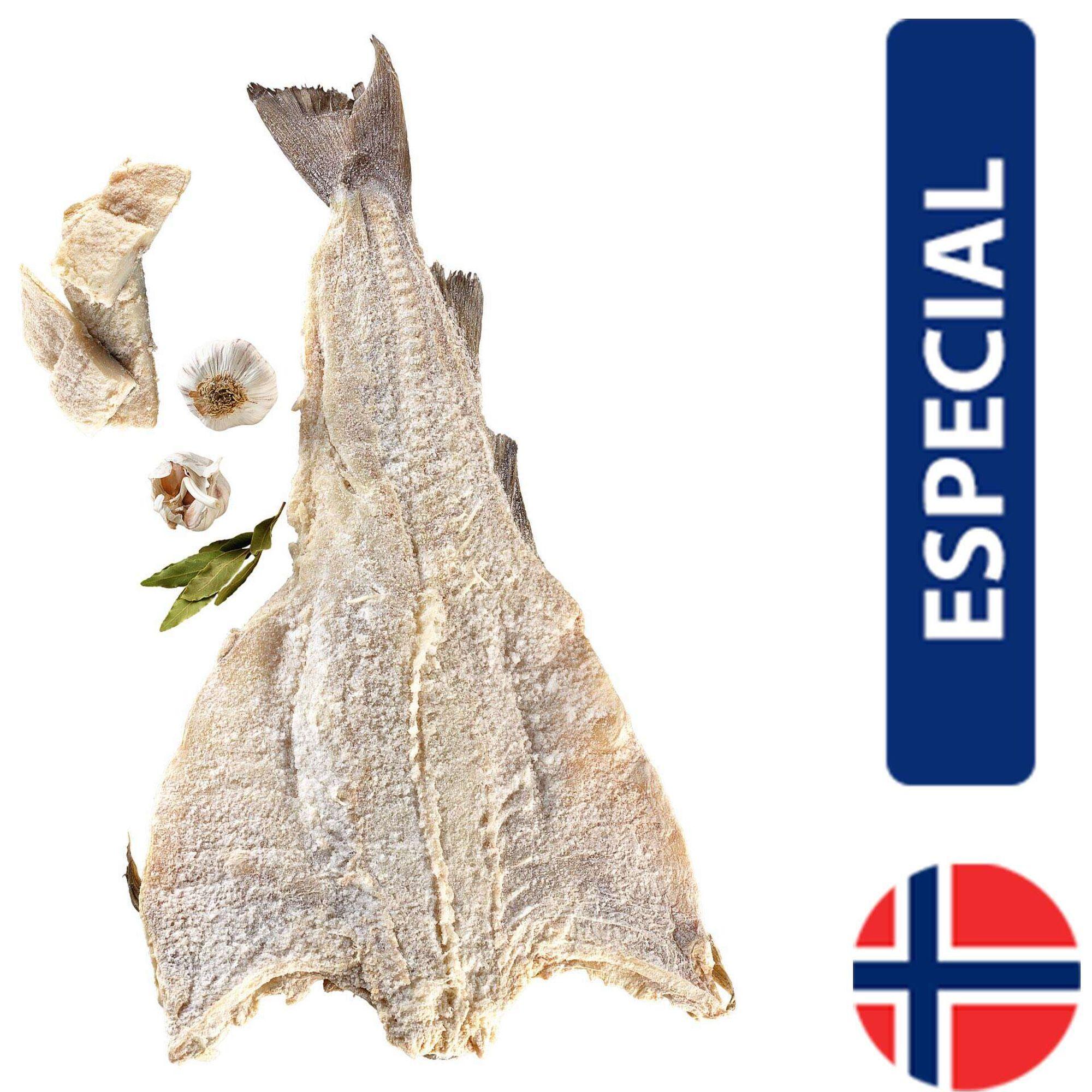 Bacalhau Especial Asa Branca 1ª Noruega Seco